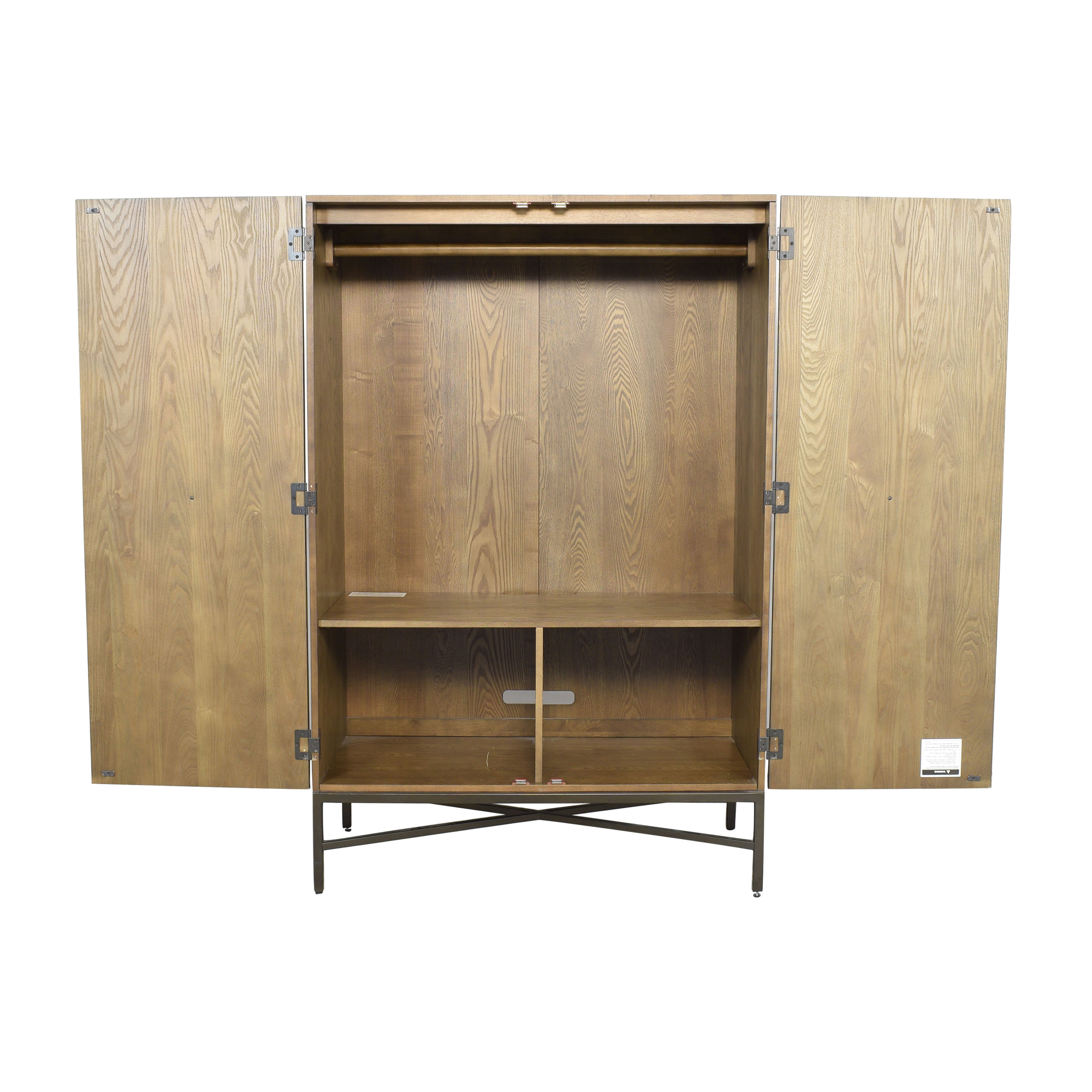 West Elm West Elm Paneled Armoire price