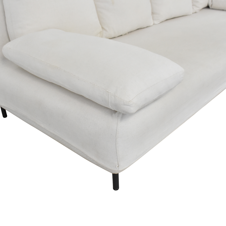 G. Romano G Romano Modern Style Sofa used