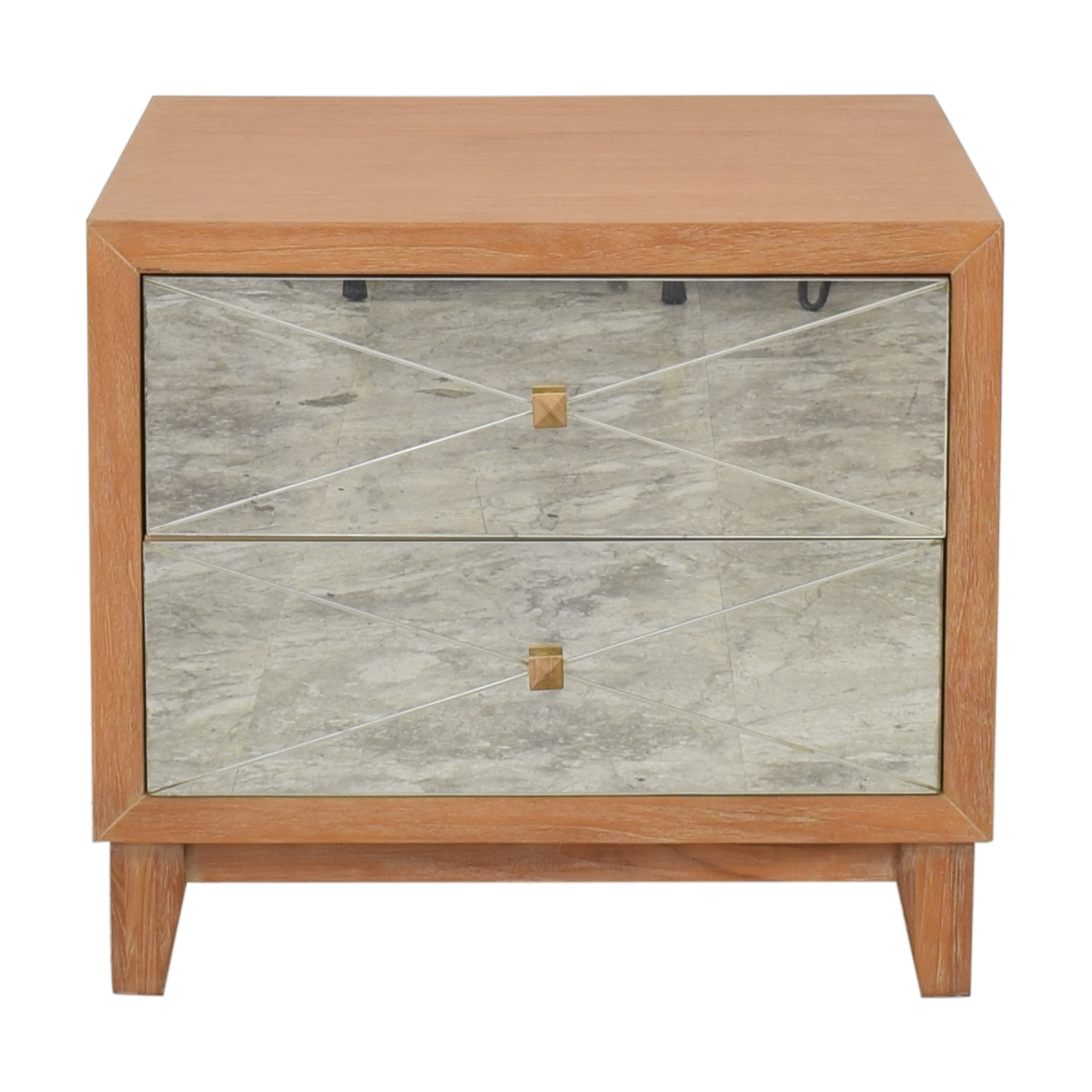 shop Brownstone Carlyle Nightstand Brownstone Furniture Tables
