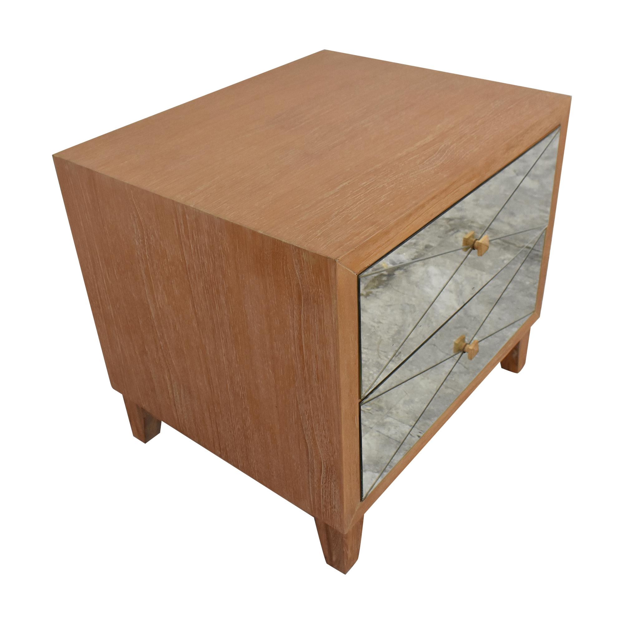 Brownstone Furniture Brownstone Carlyle Nightstand dimensions