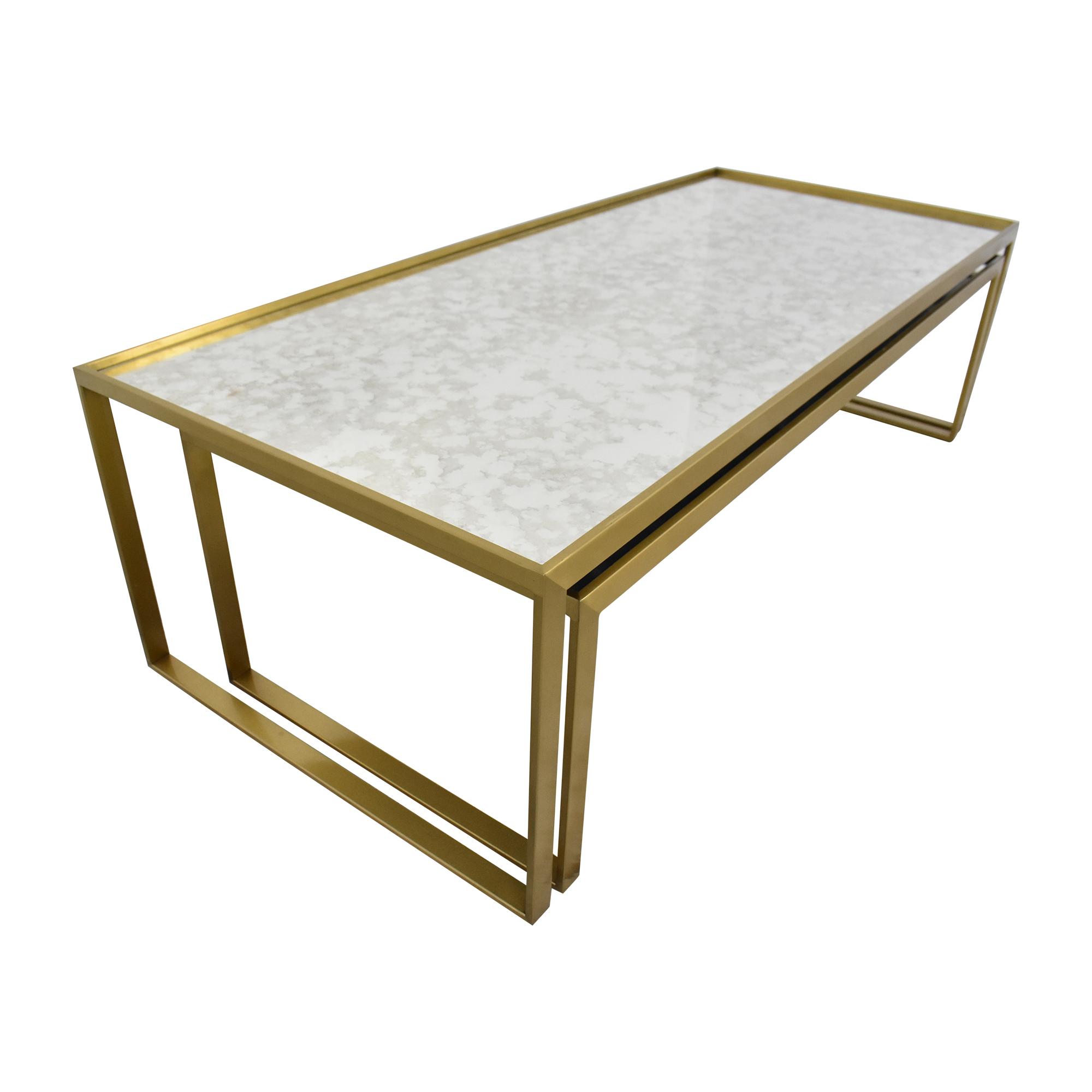 Mitchell Gold + Bob Williams Mitchell Gold & Bob William Astor Nesting Table Coffee Tables