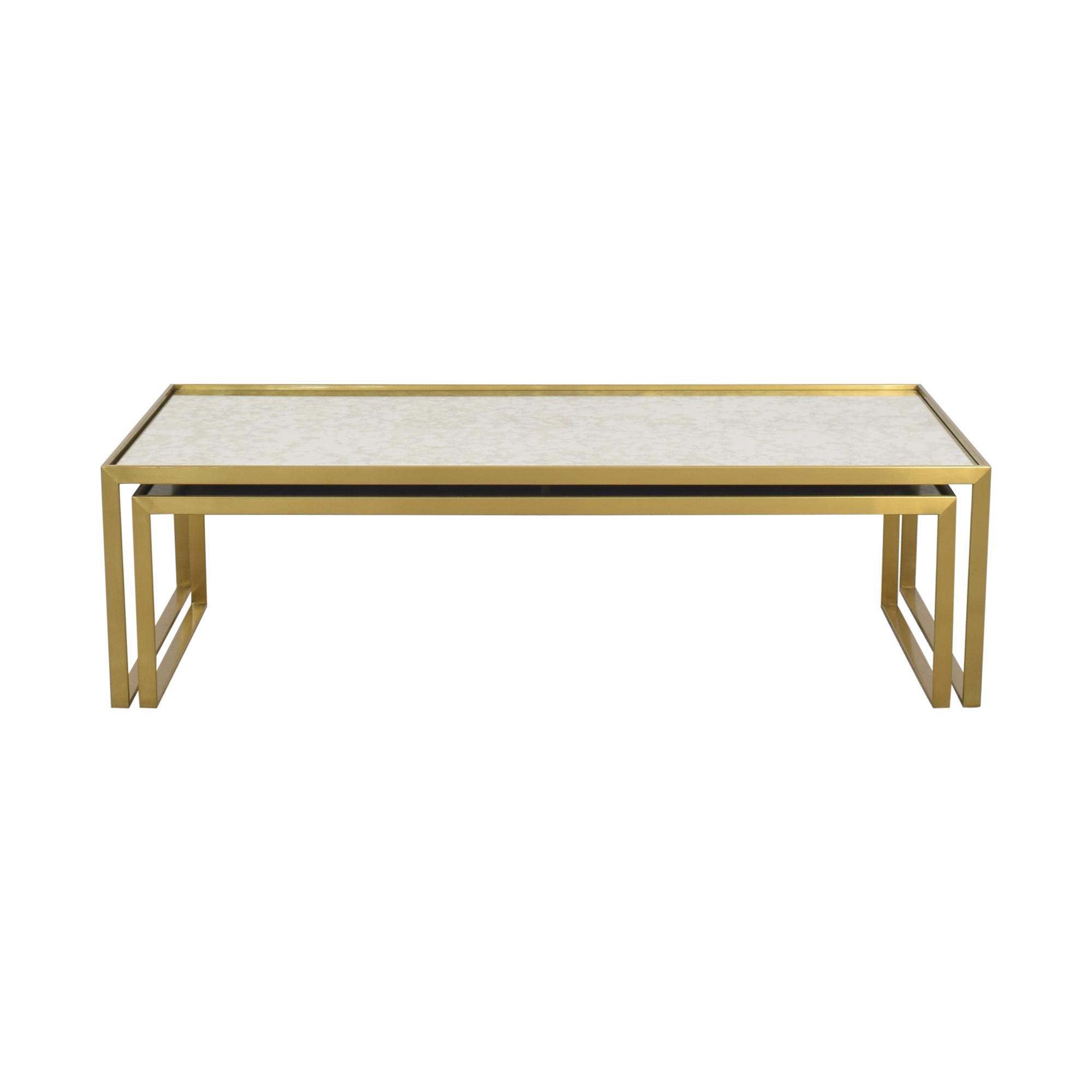 buy Mitchell Gold + Bob Williams Mitchell Gold & Bob William Astor Nesting Table online