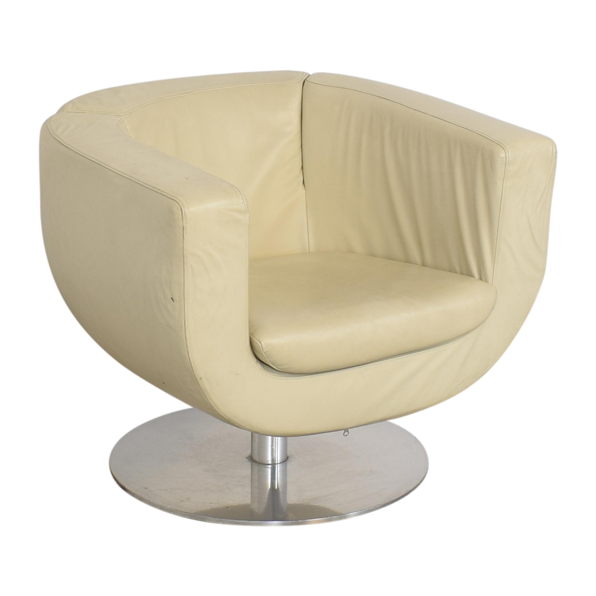 B&B Italia Jeffrey Bernett Tulip Swivel Chair sale