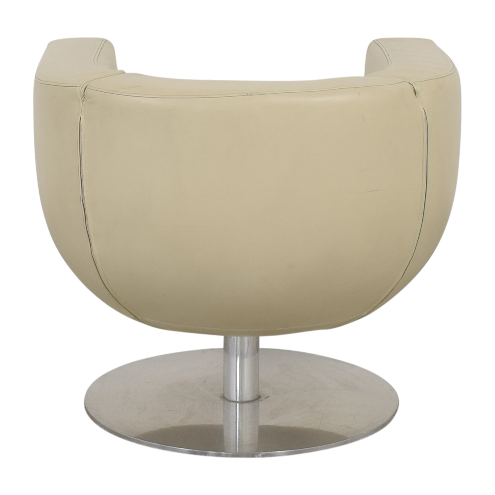 buy B&B Italia Jeffrey Bernett Tulip Swivel Chair B&B Italia Accent Chairs