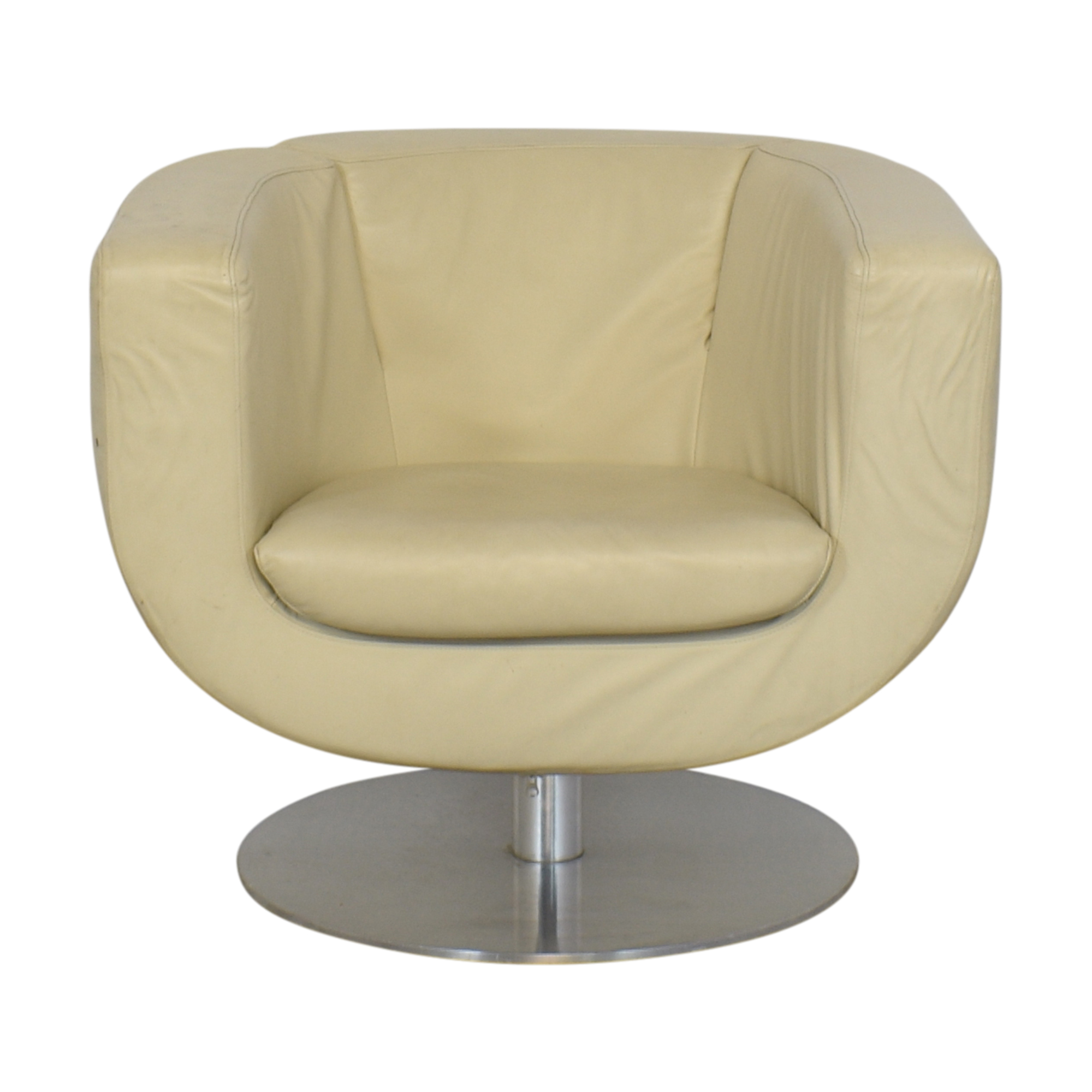 B&B Italia B&B Italia Jeffrey Bernett Tulip Swivel Chair on sale