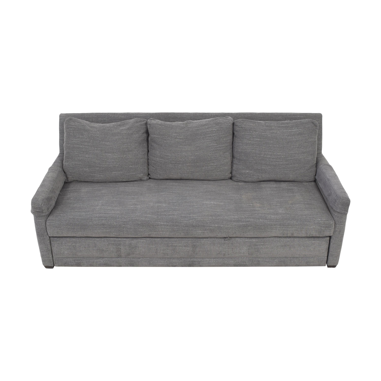 Crate & Barrel Crate & Barrel Reston Sleeper Sofa price