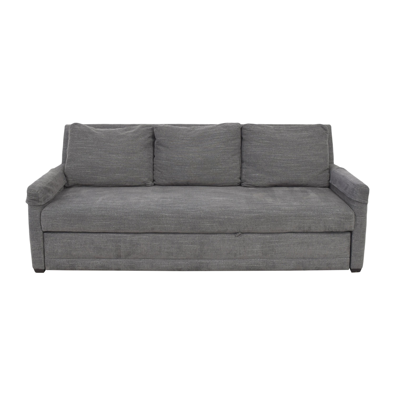 Crate & Barrel Crate & Barrel Reston Sleeper Sofa ma