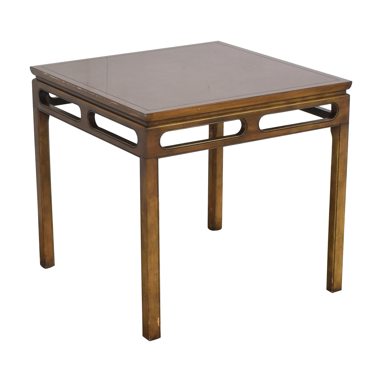 Baker Furniture Baker Furniture Square Dining Table ma
