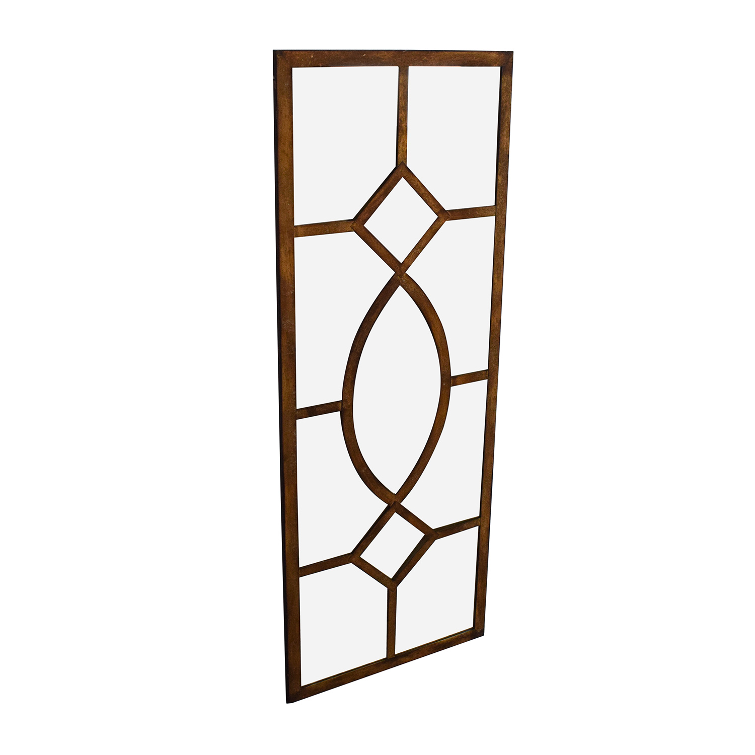 Pier 1 Imports Pier 1 Antiqued Wall Mirror on sale