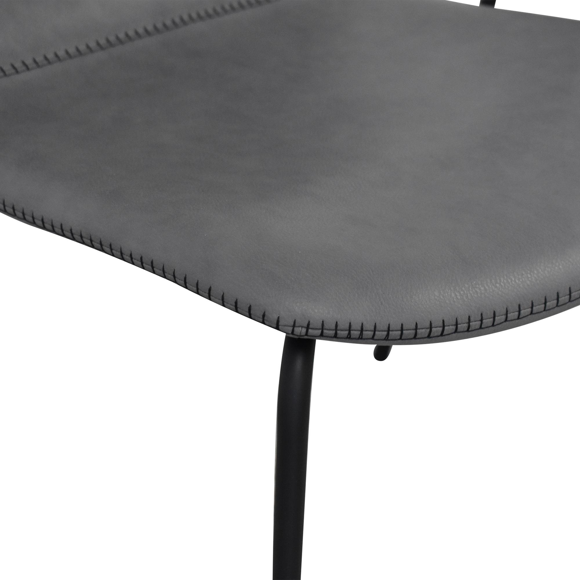 CB2 CB2 Primitivo Grey Chairs price