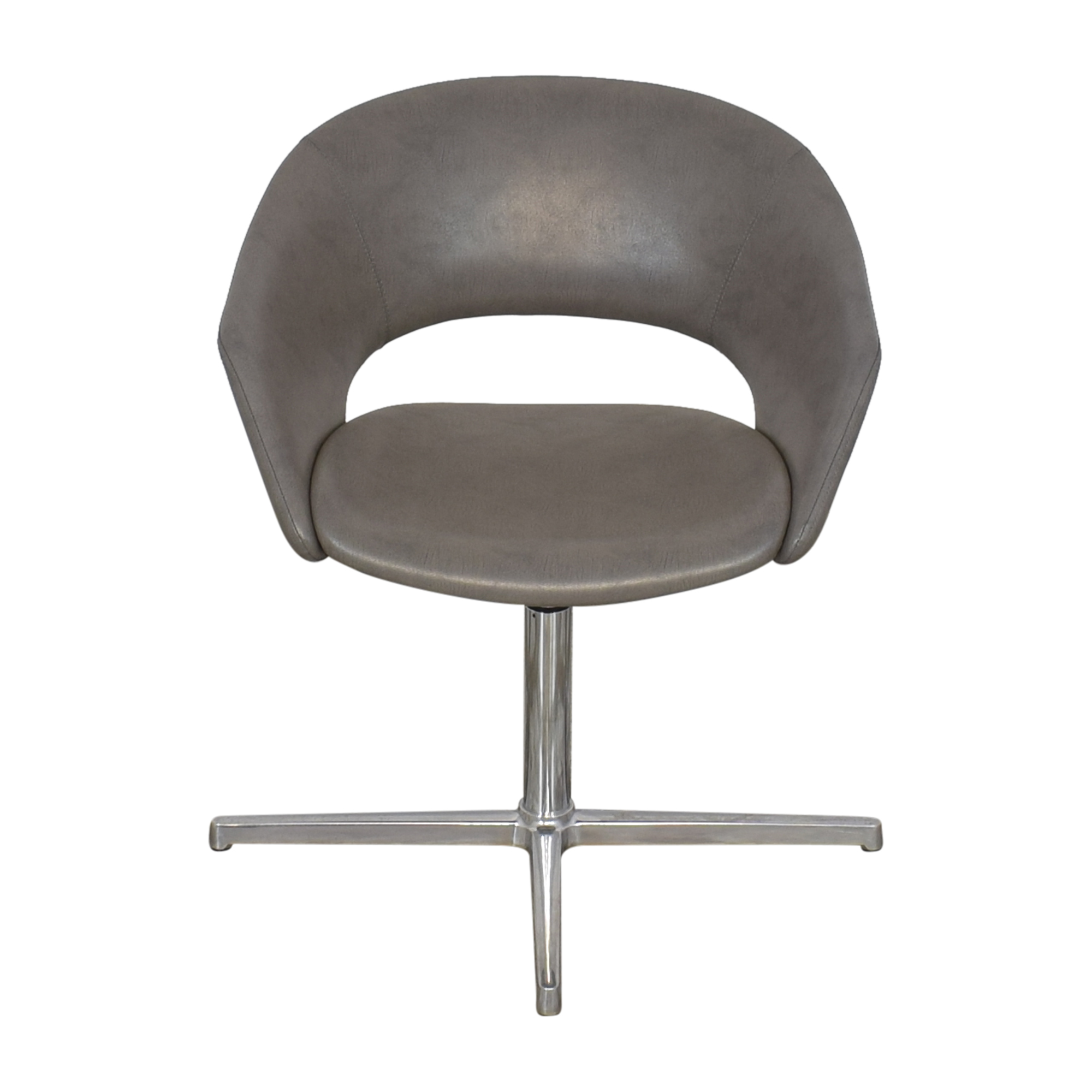 Leland International Leland Mod Pedestal Swivel Chair coupon