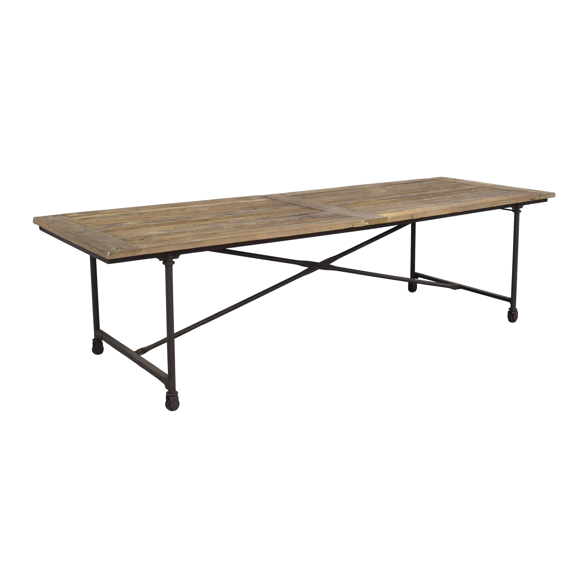 Reclaimed Wood Conference Table coupon