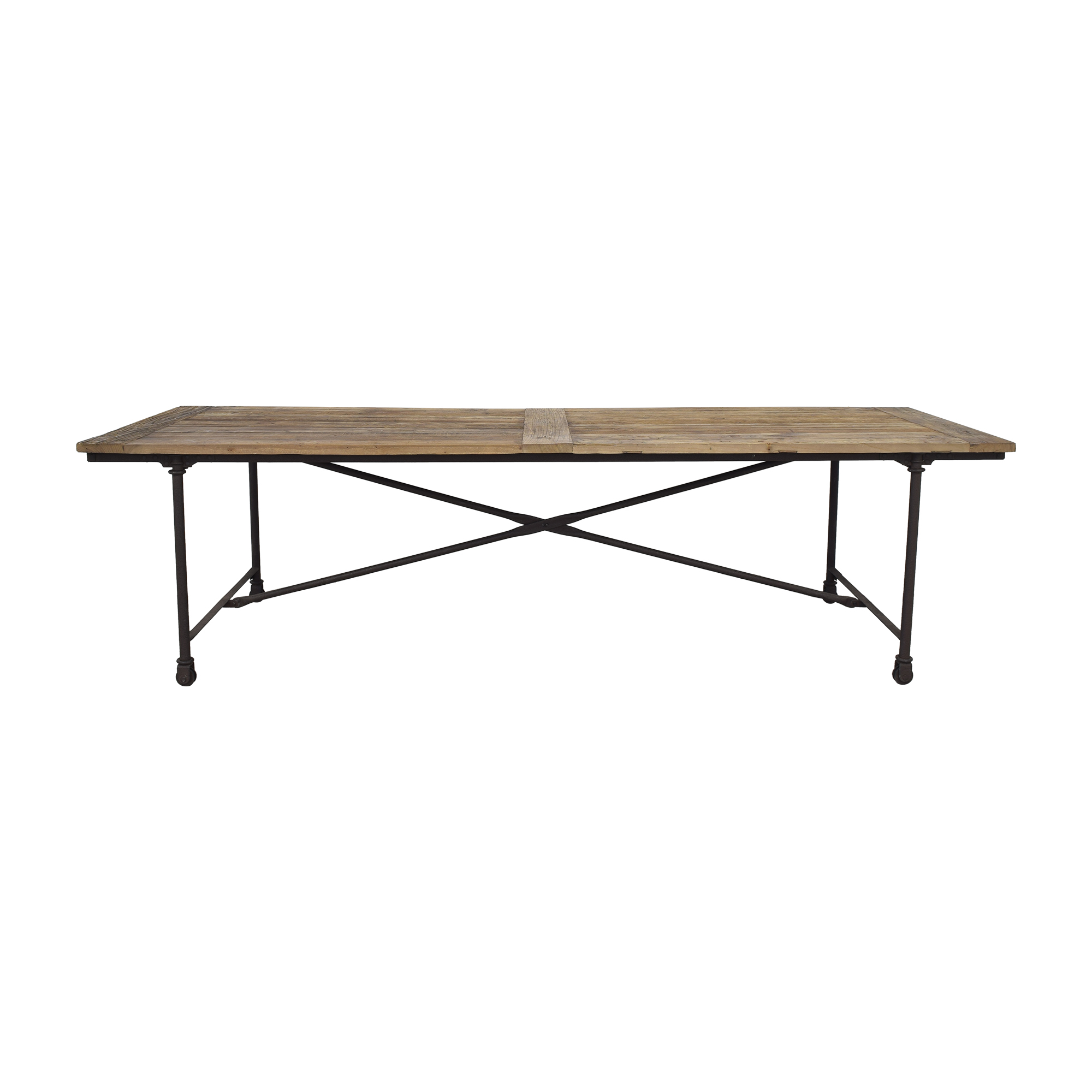 Rustic Style Conference Table