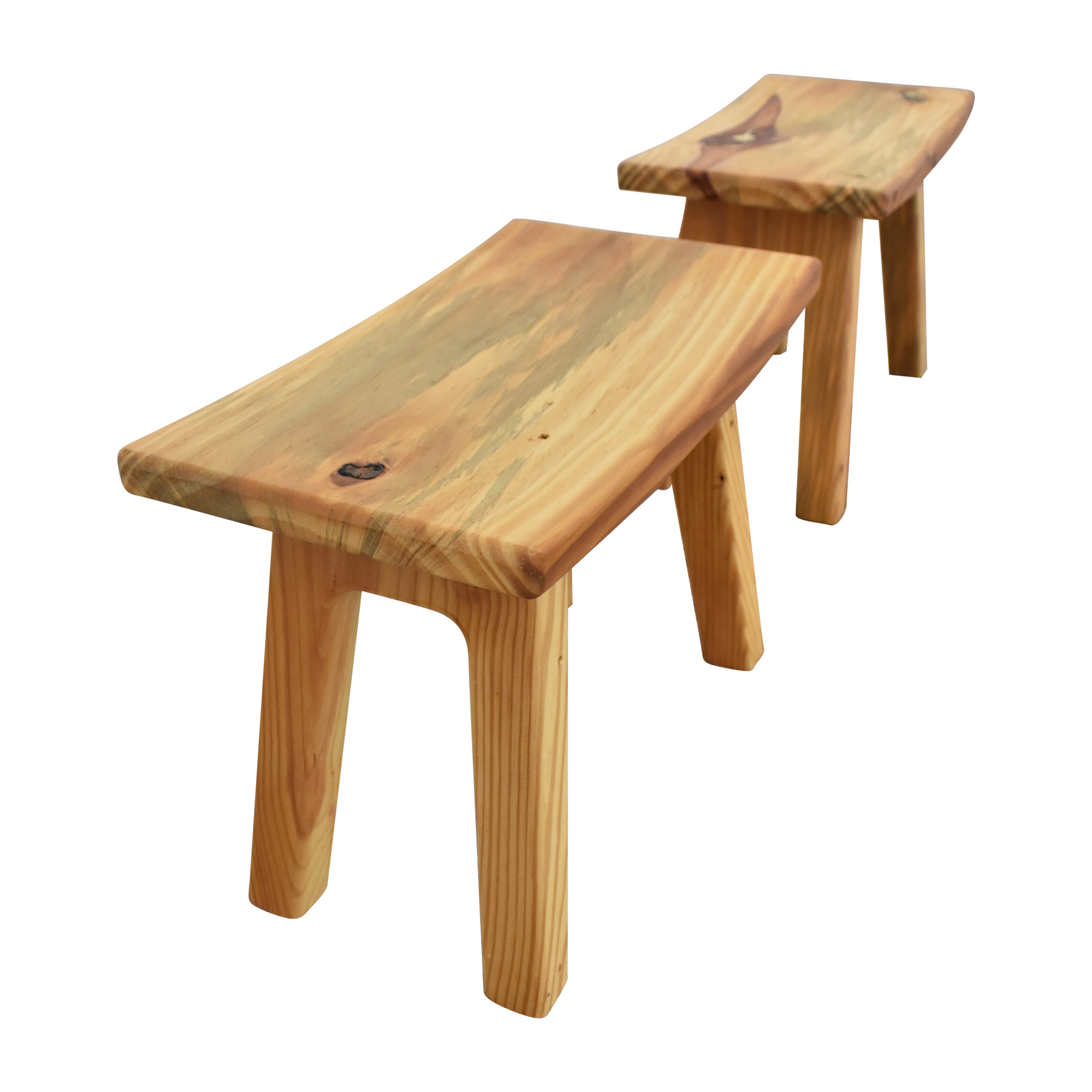 Room & Board Room & Board Hanneman Curve Top Stools price