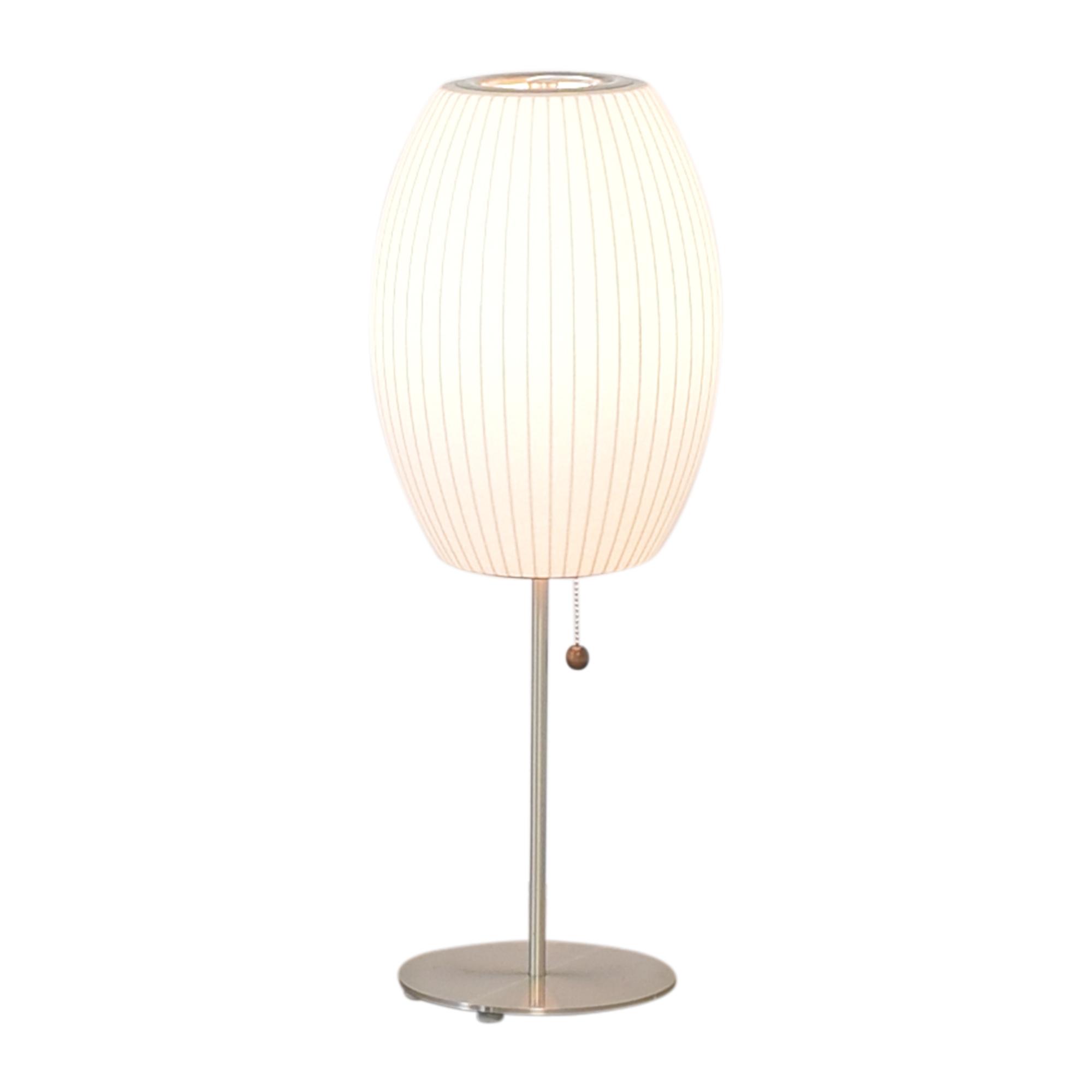 buy Modernica Nelson Bubble Lamps Cigar Lotus Table Lamp Modernica Decor
