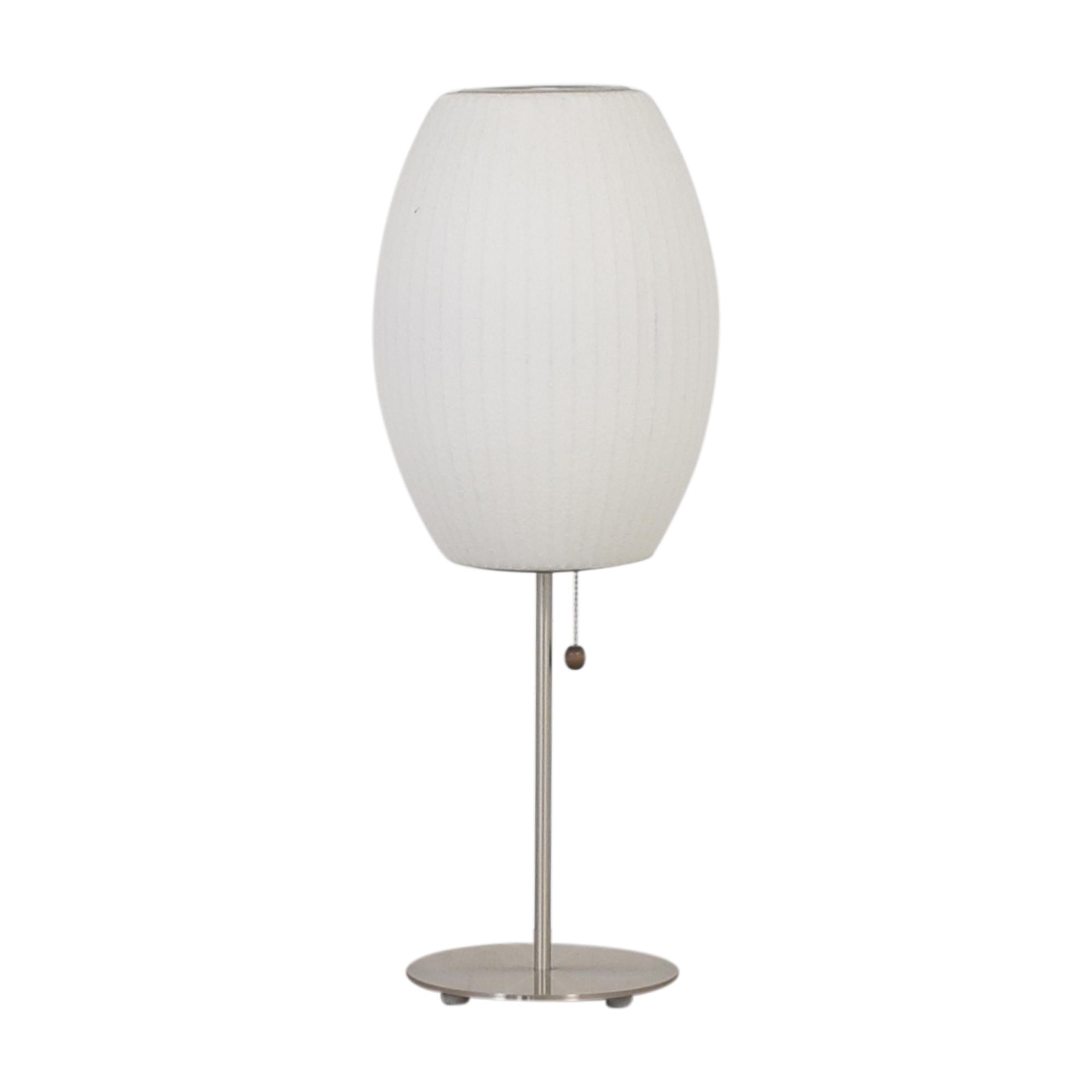 buy Modernica Nelson Bubble Lamps Cigar Lotus Table Lamp Modernica