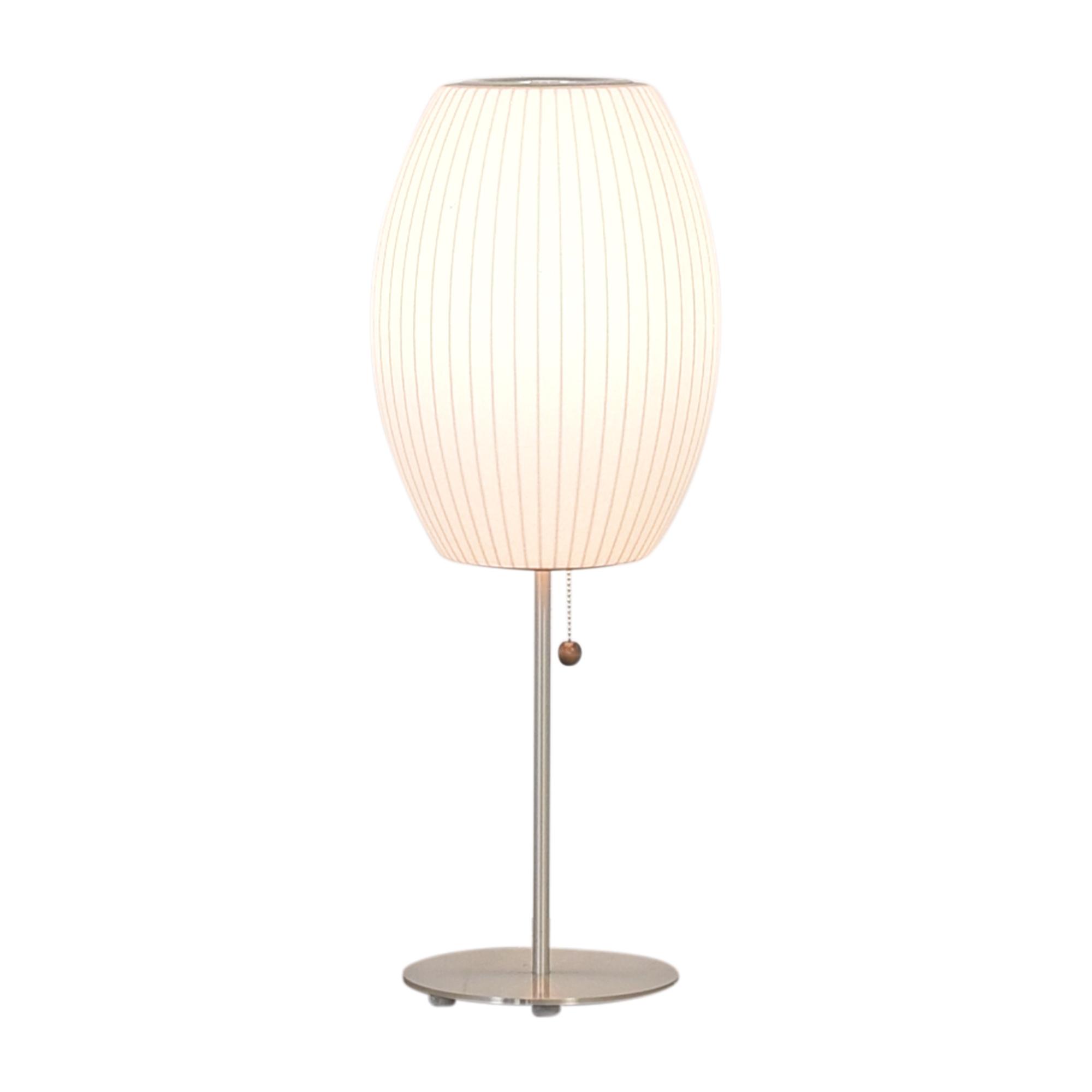 shop Modernica Nelson Bubble Lamps Cigar Lotus Table Lamp Modernica Lamps