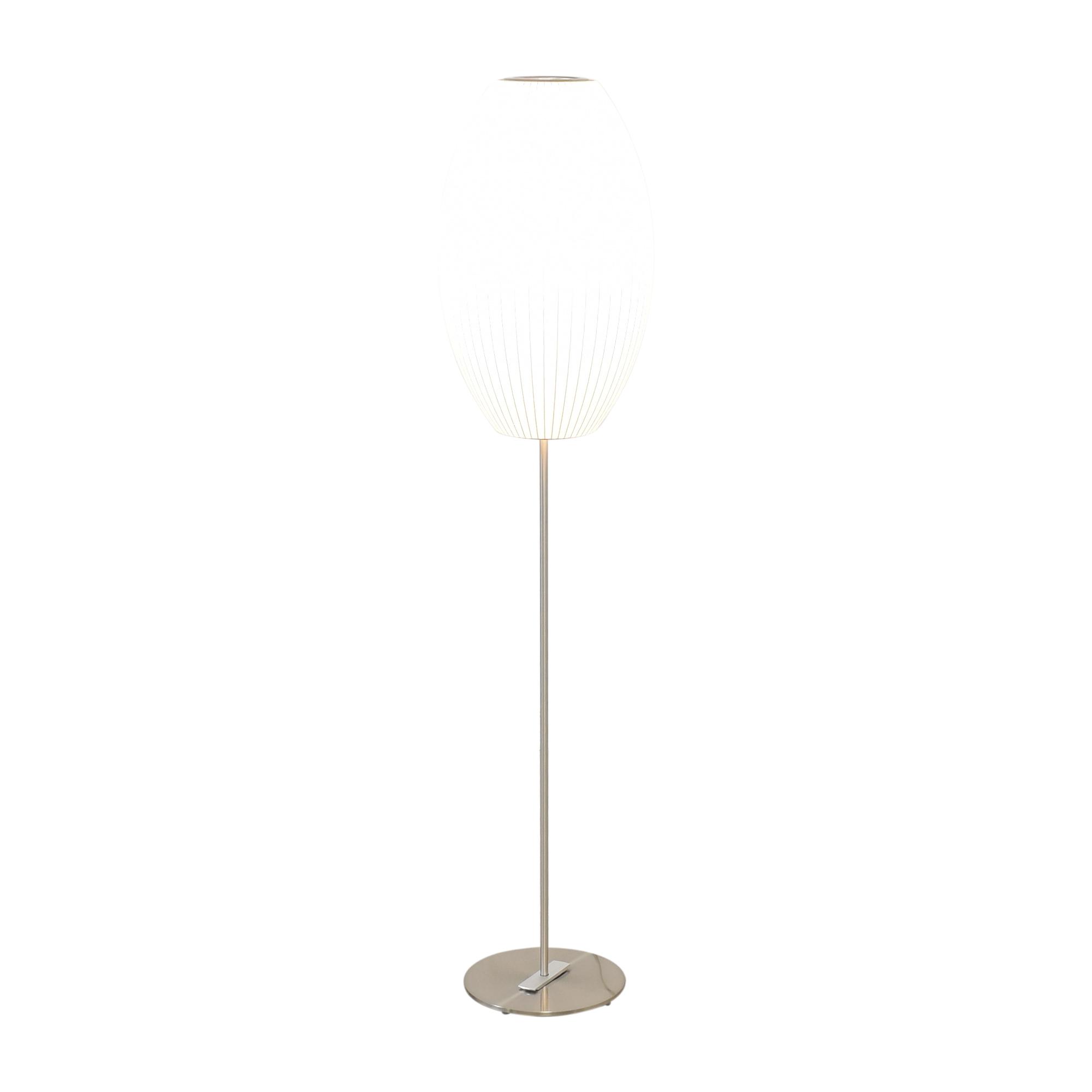 Modernica Modernica Nelson Bubble Lamps Cigar Lotus Floor Lamp price