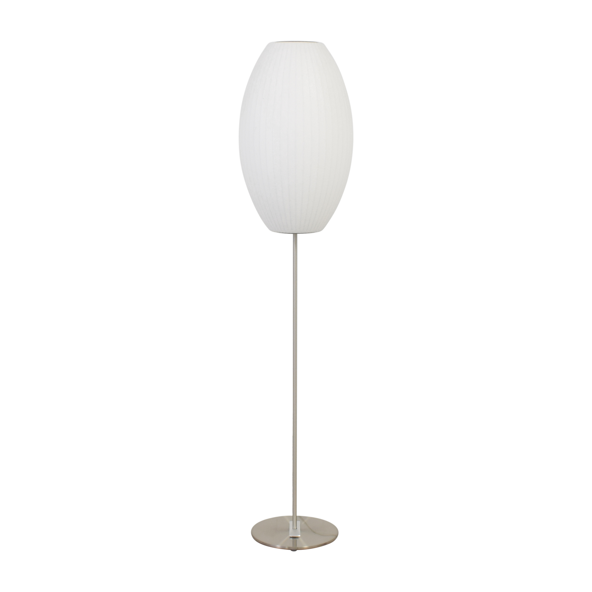 Modernica Modernica Nelson Bubble Lamps Cigar Lotus Floor Lamp pa