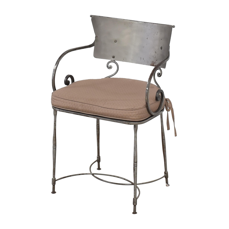 Bloomingdale's Bloomingdale's Art Deco Style Chairs dimensions