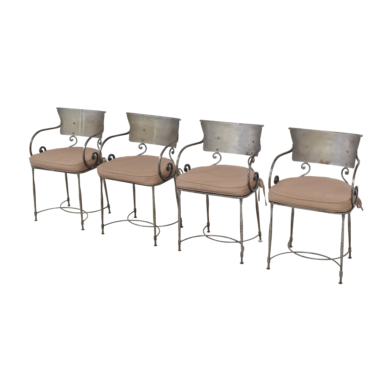 Bloomingdale's Bloomingdale's Art Deco Style Chairs