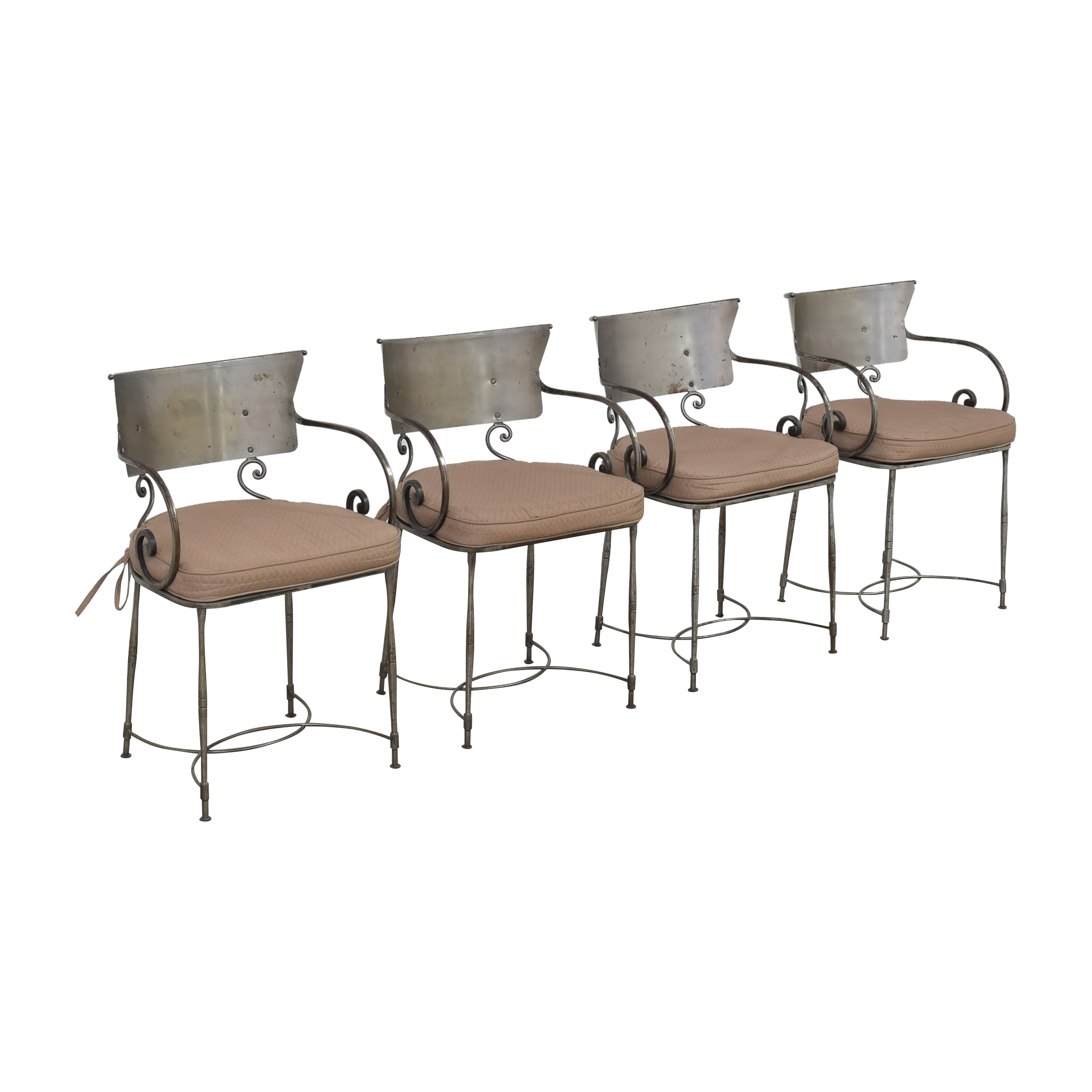 Bloomingdale's Art Deco Style Chairs / Chairs