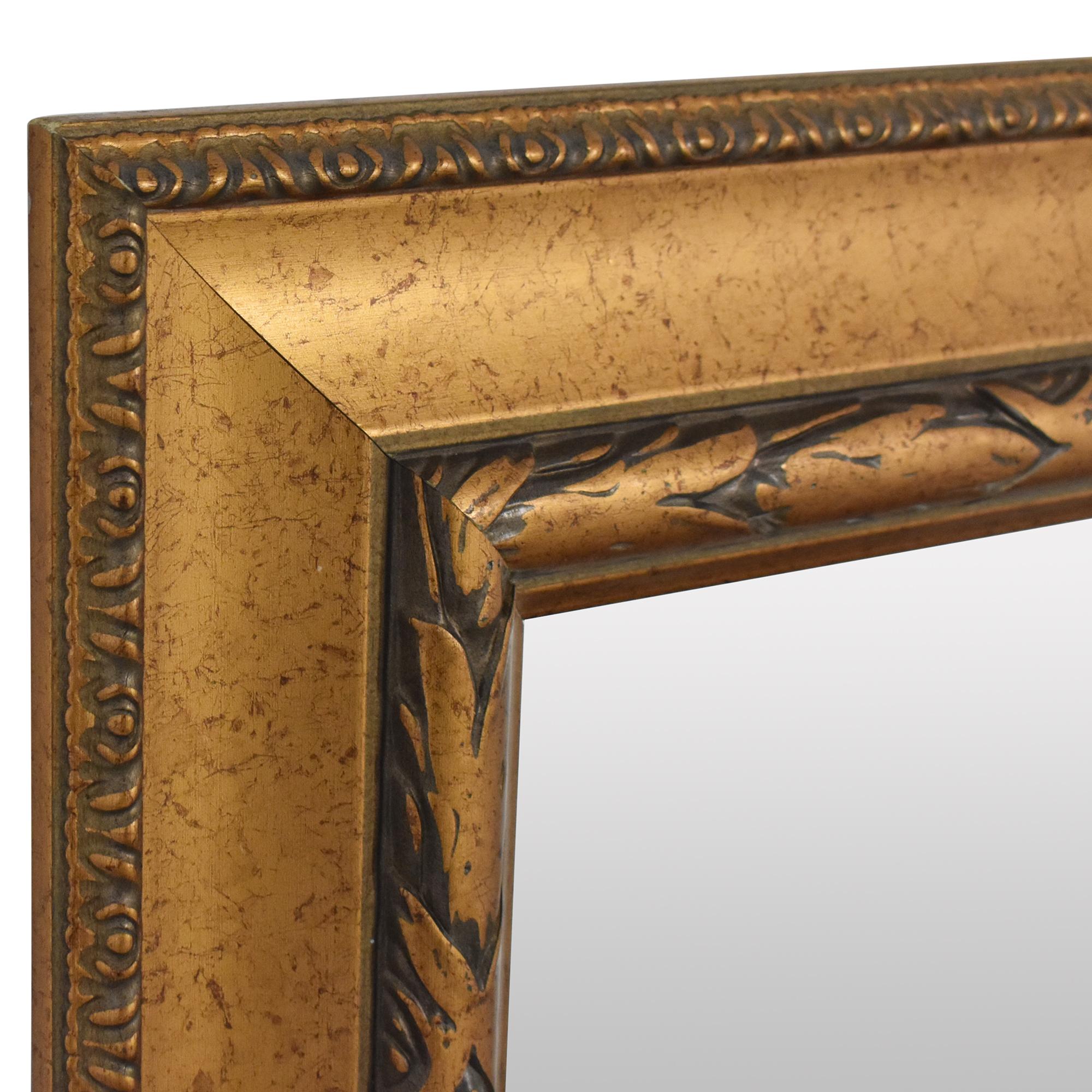 Decorative Framed Mirror for sale