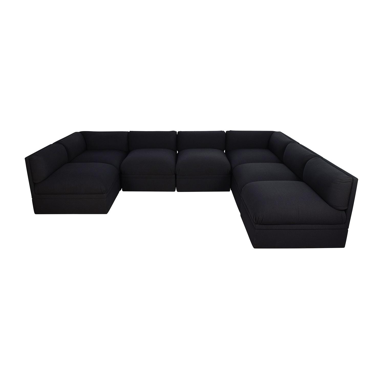 buy Brueton Modular Lounge Sectional Brueton Sofas