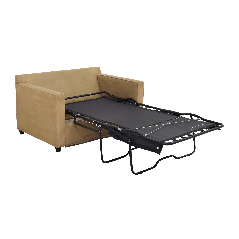 Crate & Barrel Crate & Barrel Troy Twin Sleeper Sofa nyc