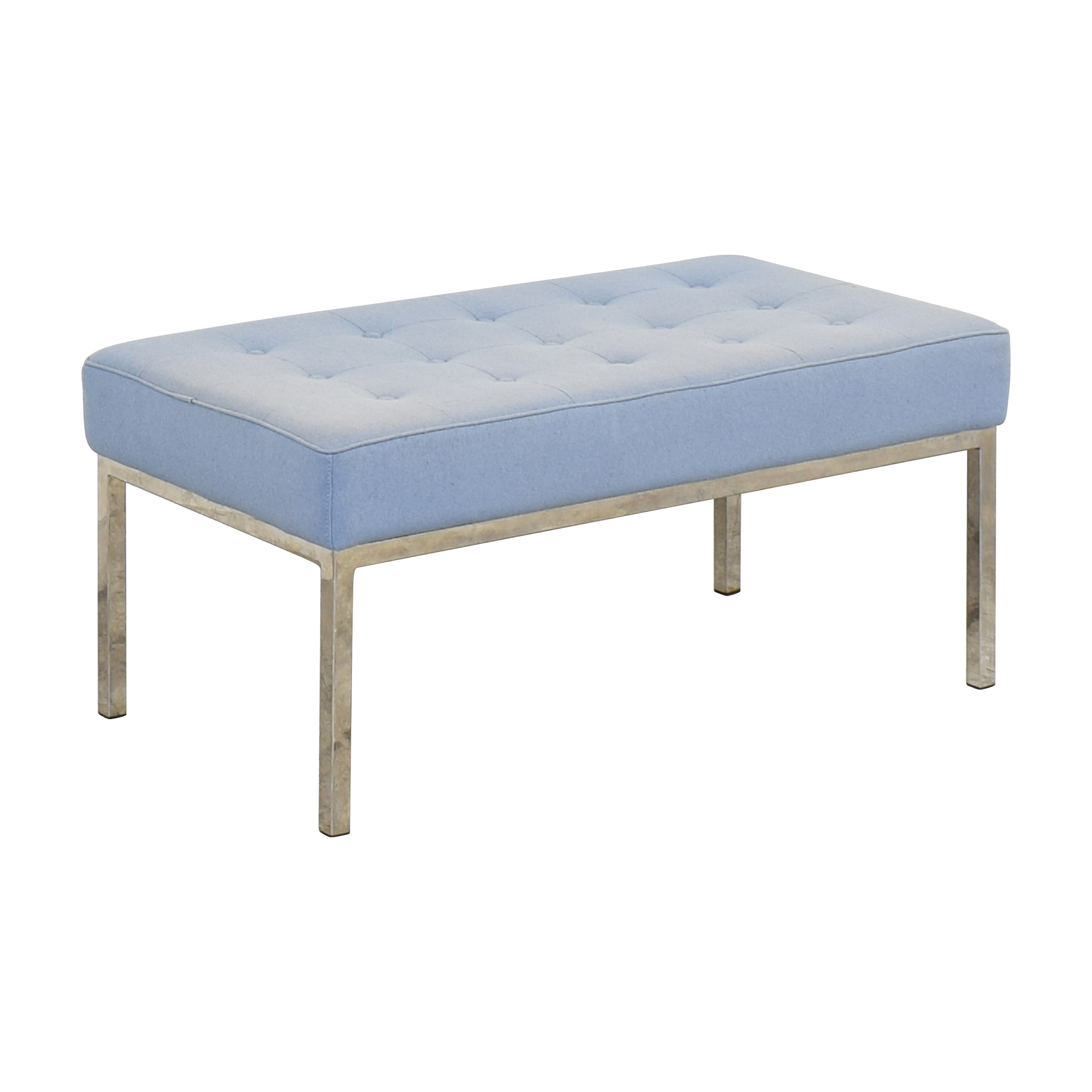Rove Concepts Rove Concepts Mid Century Tufted Bench second hand