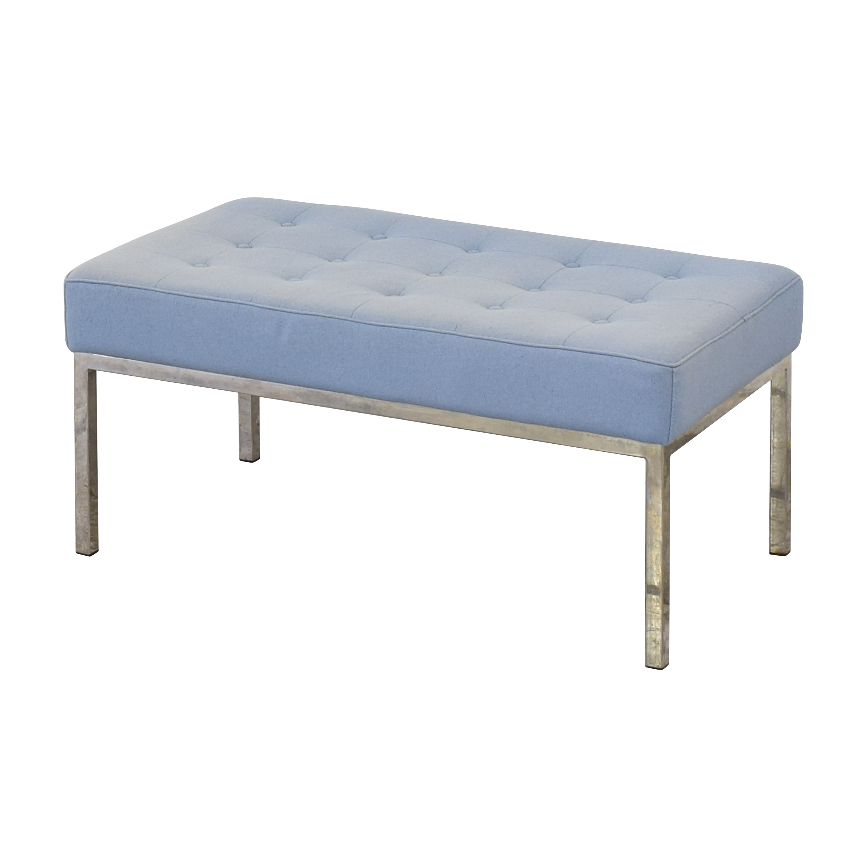 Rove Concepts Rove Concepts Mid Century Tufted Bench ct