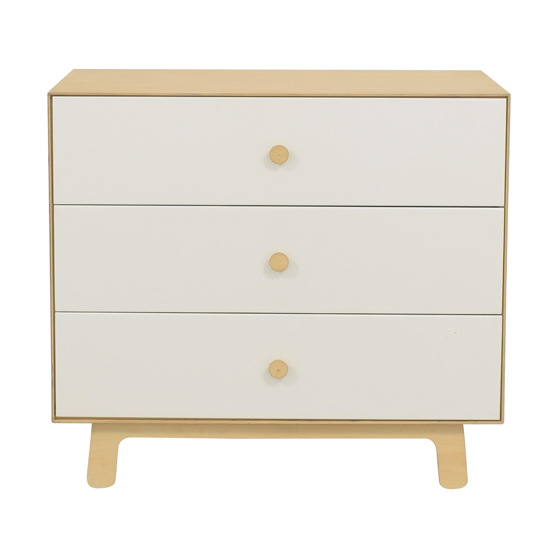 shop Oeuf Oeuf Sparrow Three Drawer Dresser online