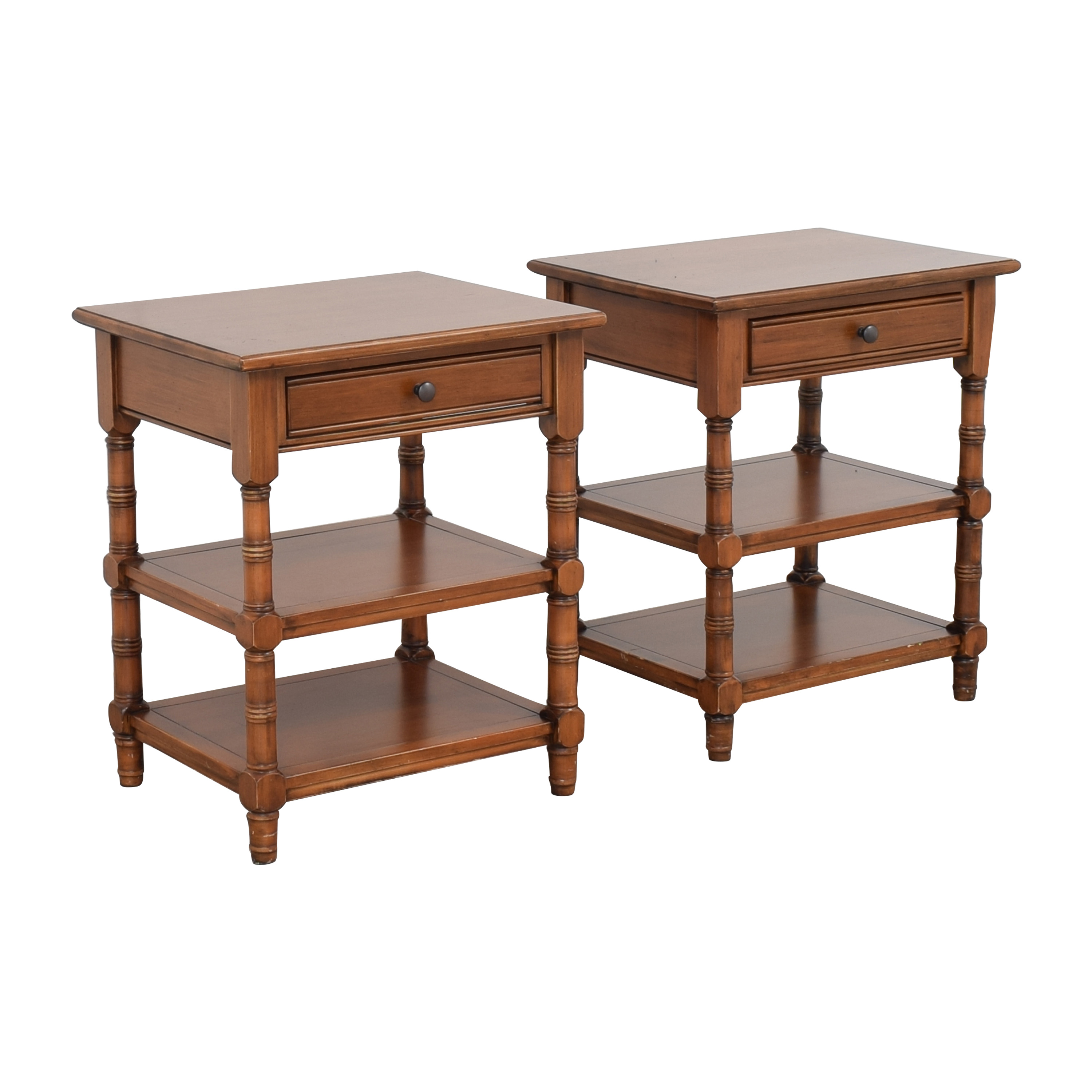 Country Willow Country Willow Nightstands second hand