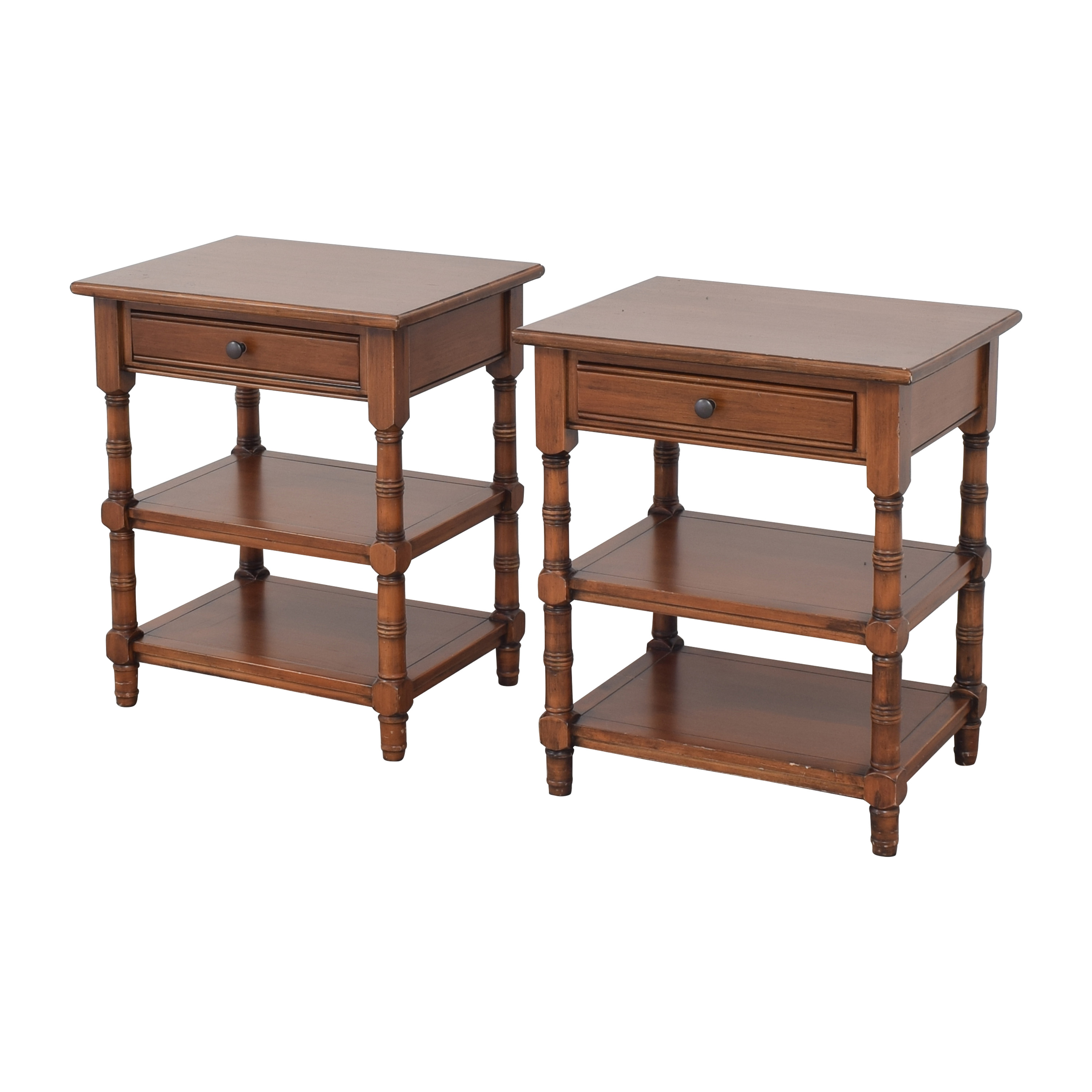 Country Willow Country Willow Nightstands dimensions
