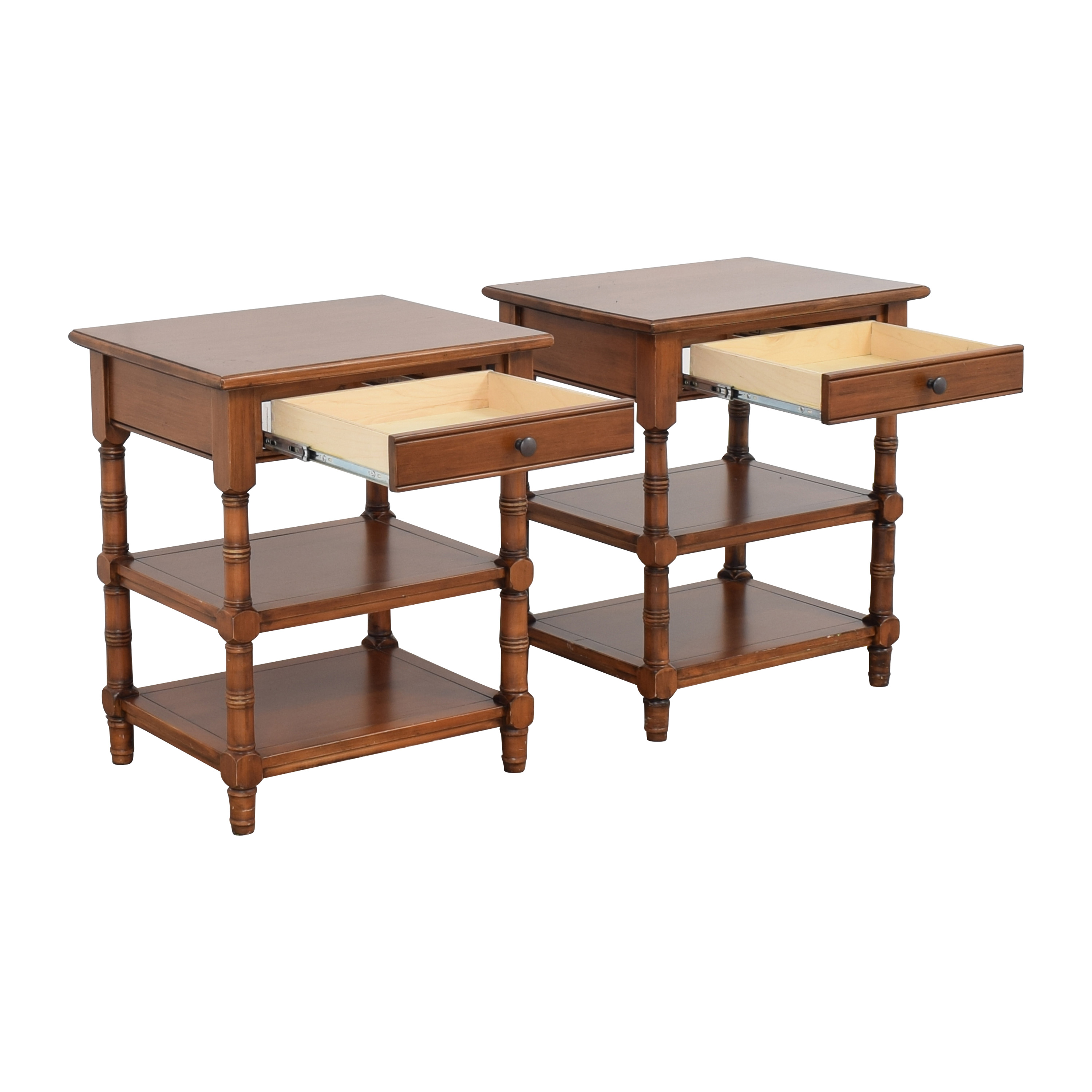 Country Willow Country Willow Nightstands brown