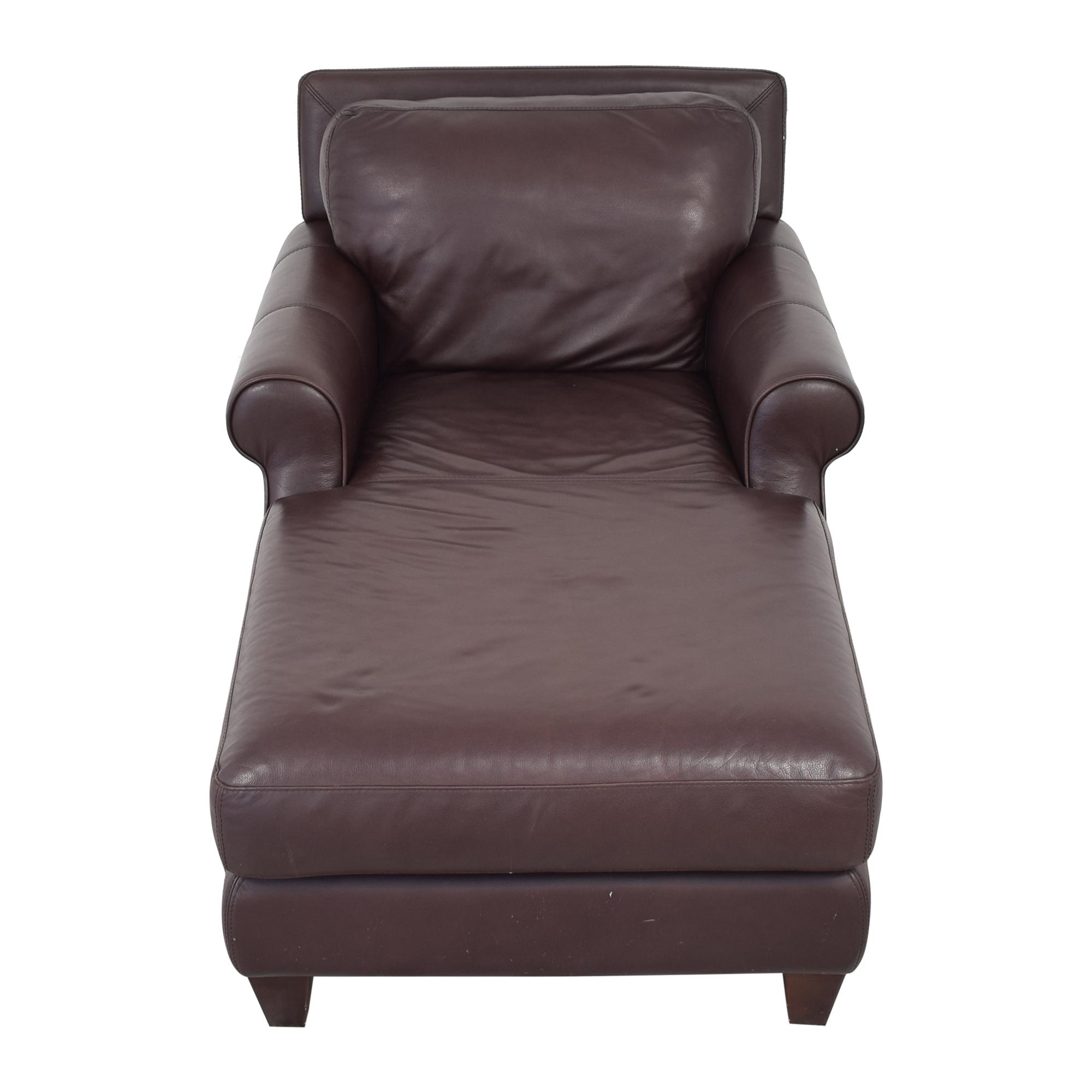 buy Chateau d'Ax Roll Arm Chaise Chair Chateau d'Ax Sofas