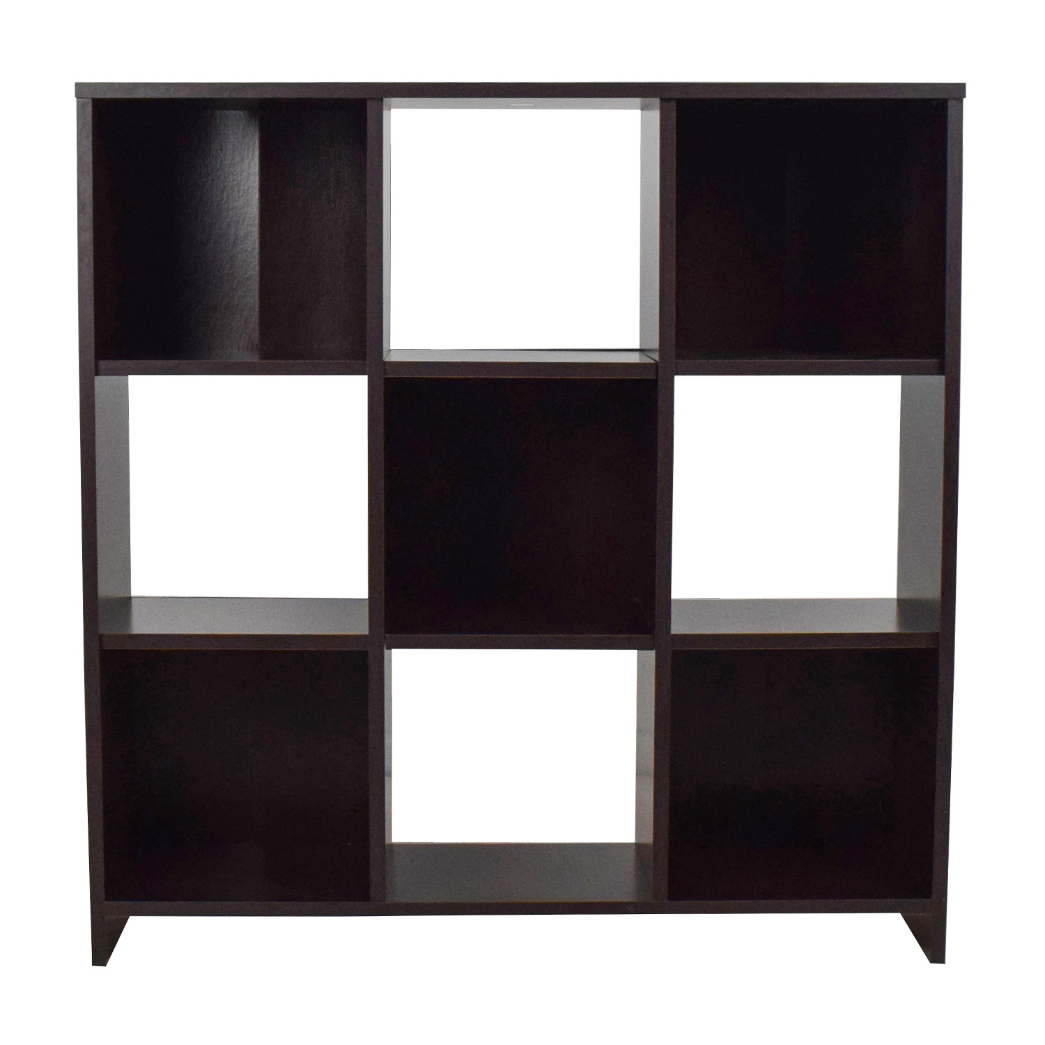 Modern Checkers Bookshelf Storage