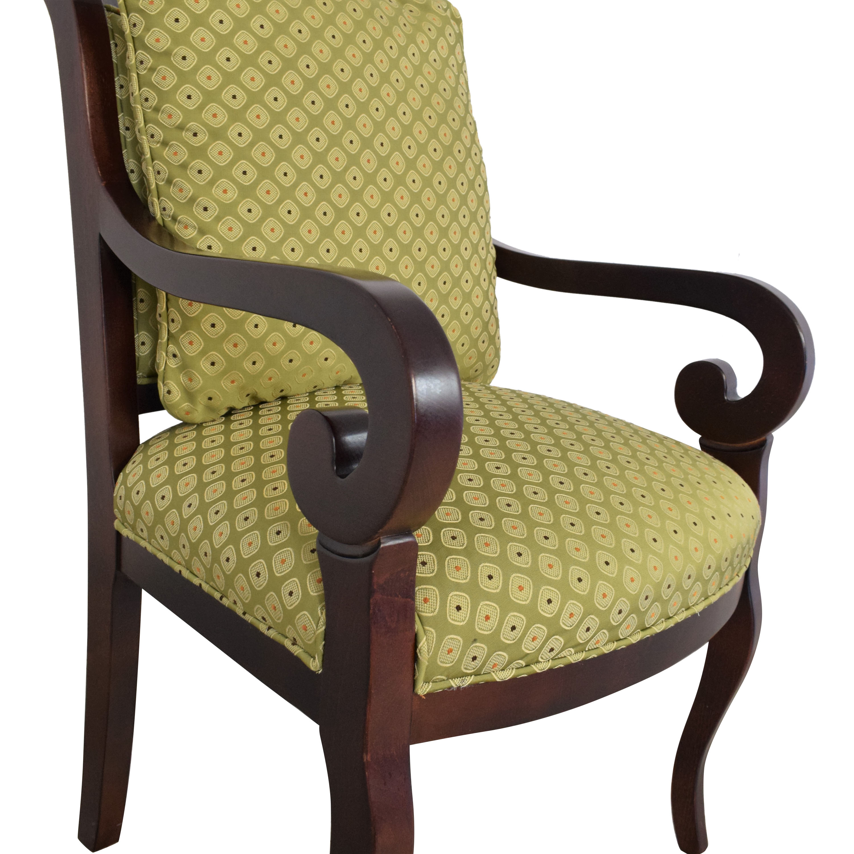 buy Fairfield Chair with Kravet Fabric Fairfield Chair Company Accent Chairs
