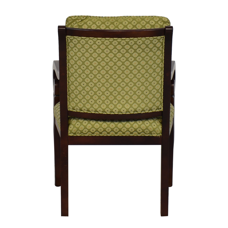 Fairfield Chair Company Fairfield Chair with Kravet Fabric Accent Chairs