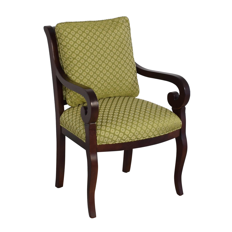 Fairfield Chair Company Fairfield Chair with Kravet Fabric discount