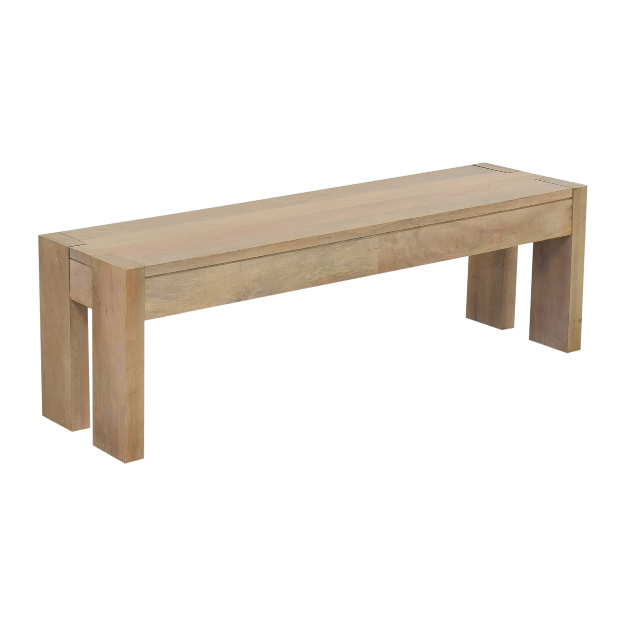 West Elm Boerum Dining Bench / Chairs