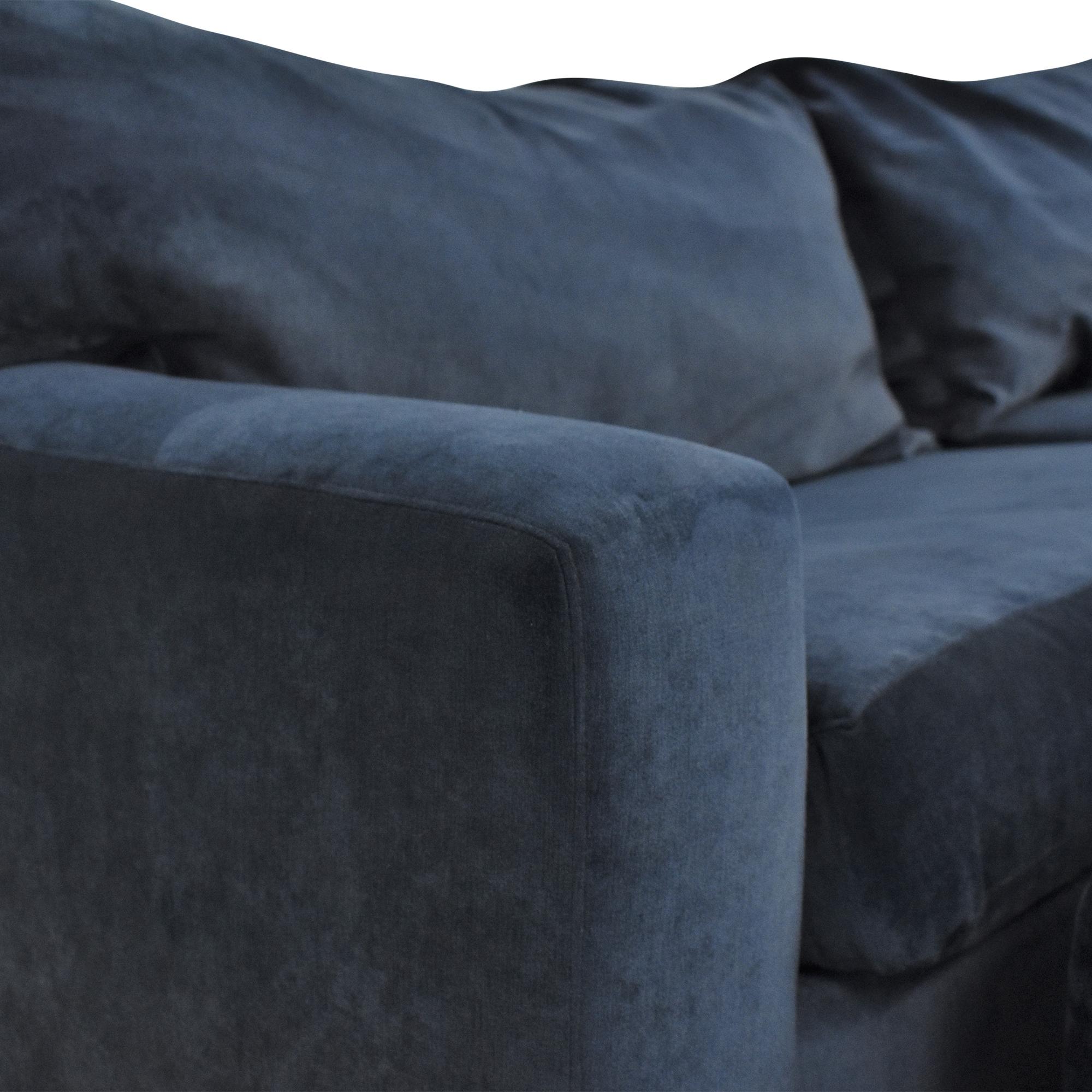 Mitchell Gold + Bob Williams Mitchell Gold + Bob Williams Sleeper Sofa & Ottoman nyc