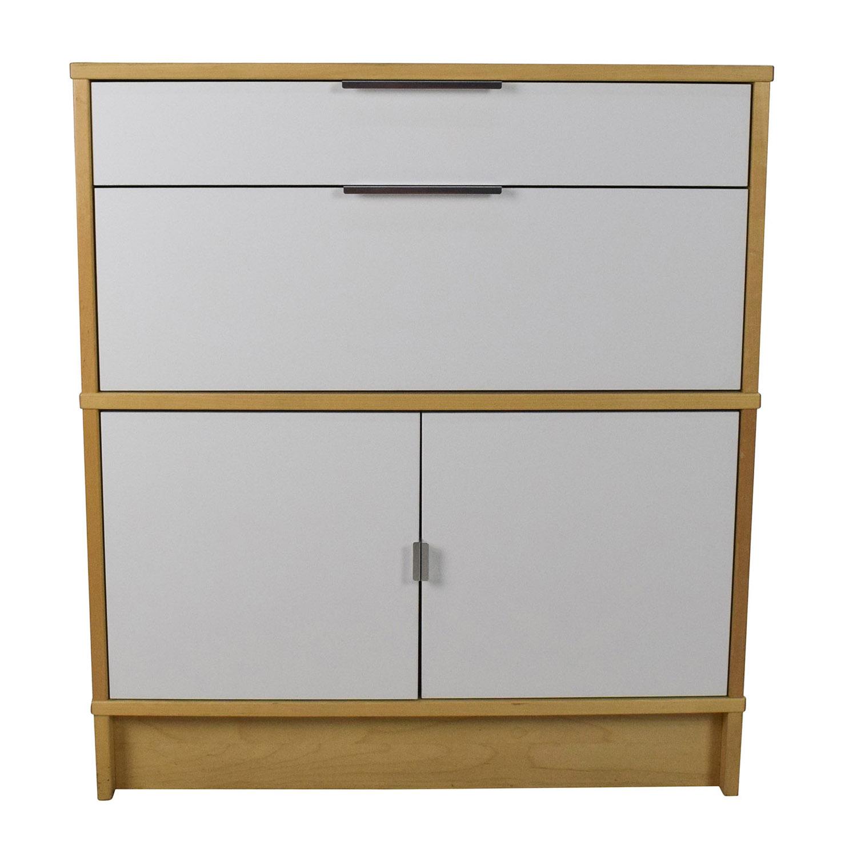 65 Off Ikea Ikea Storage Unit Storage