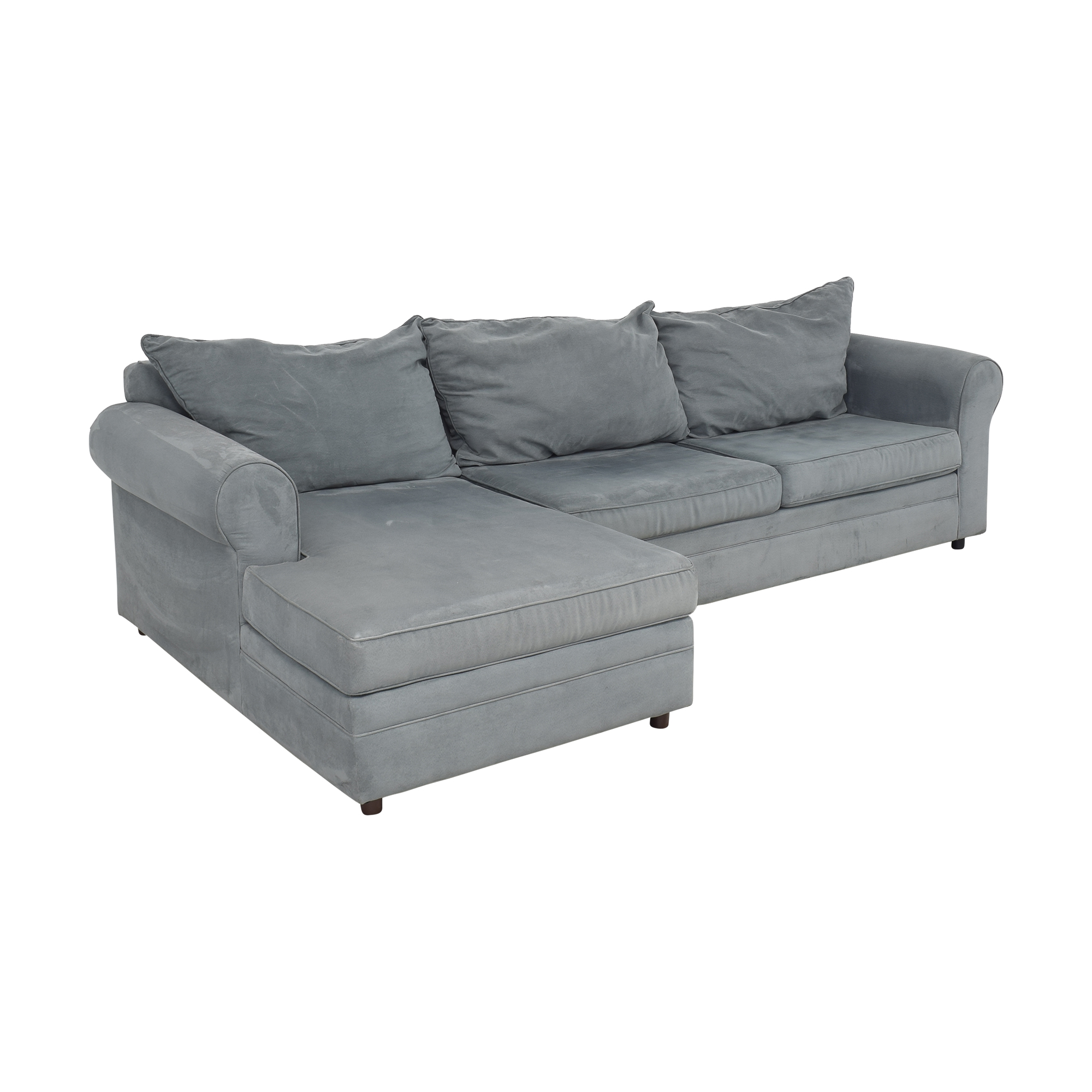 May Furniture May Furniture 2-Piece Sectional Sofa