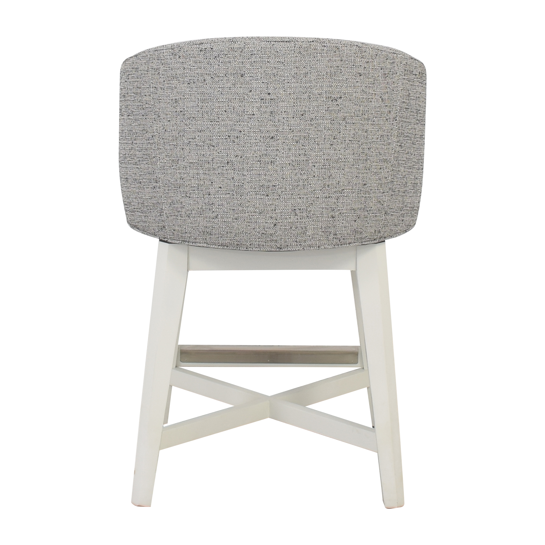 Vanguard Furniture Clive Daniel Counter Stool dimensions