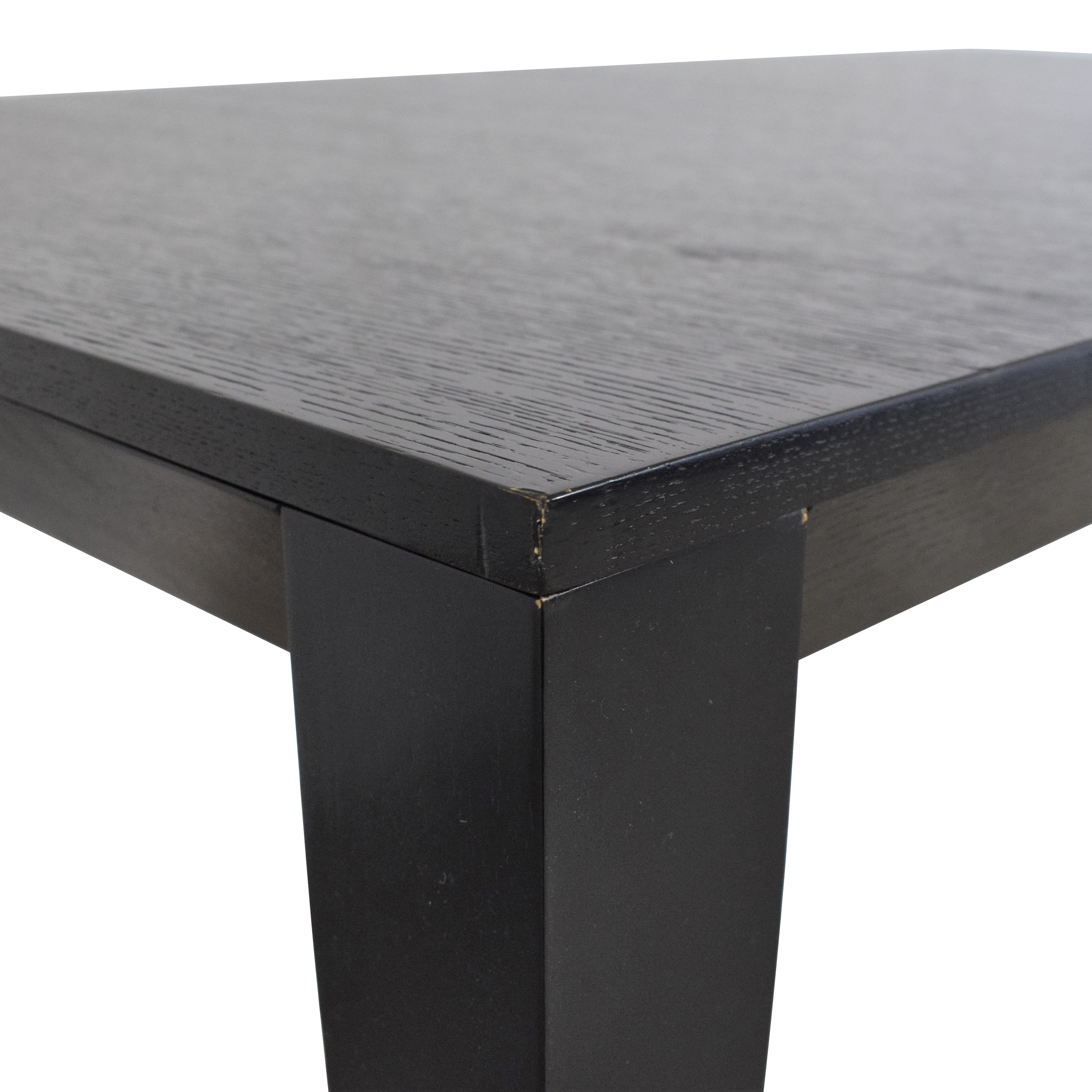 Crate & Barrel Triad Dining Table sale