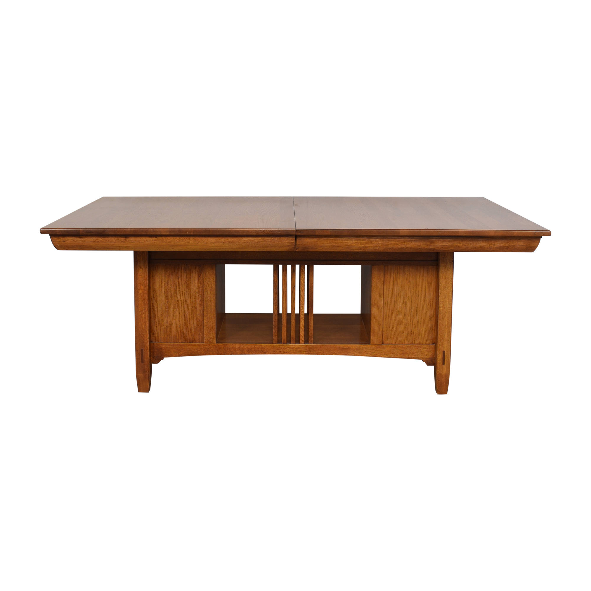 Lexington Furniture Lexington Bob Timberlake Arts & Crafts Collection Storage Dining Table ct