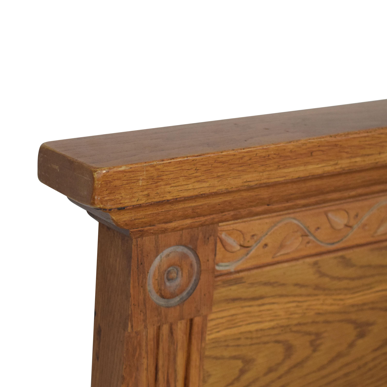 buy Broyhill Furniture Broyhill King Bedframe online