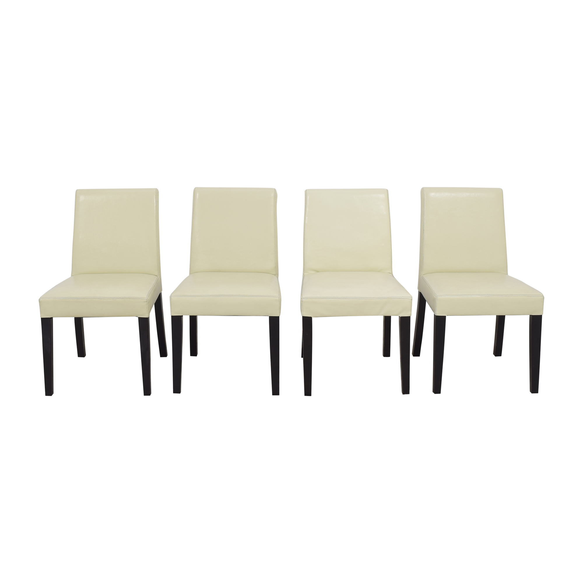 Crate & Barrel Crate & Barrel Pullman Dining Chairs ma