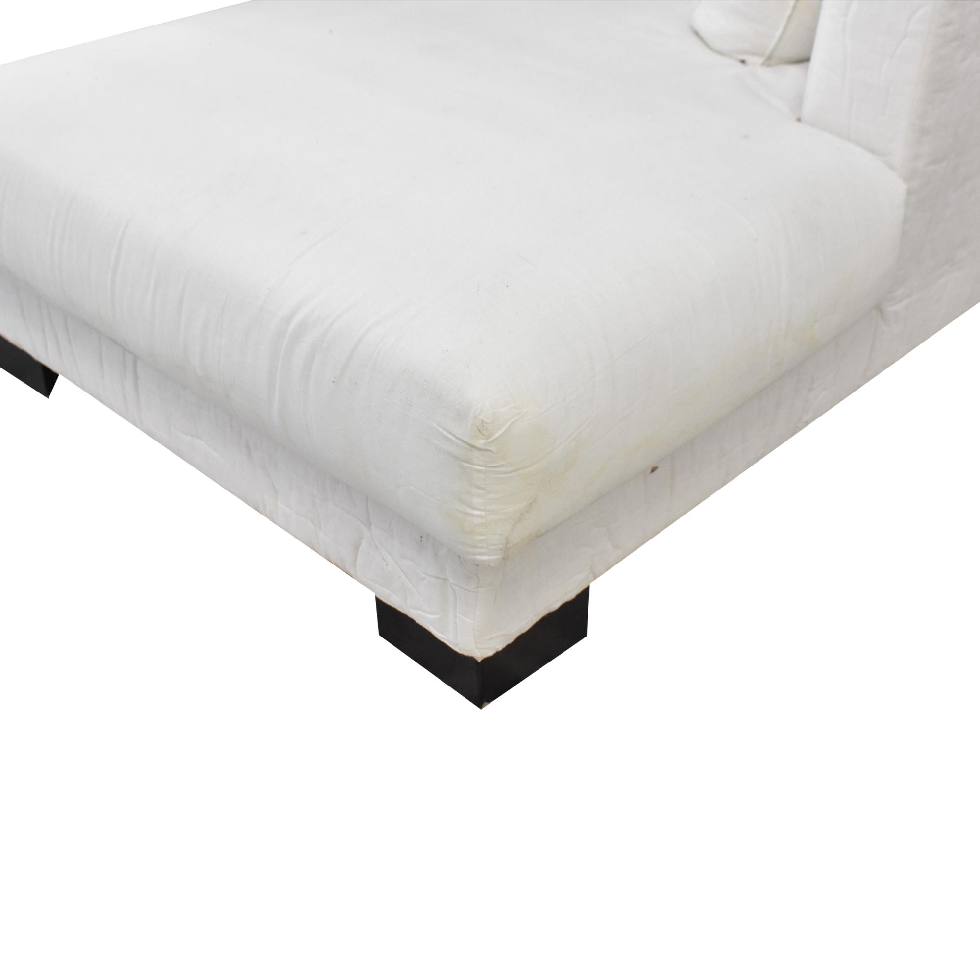 Verzelloni Verzelloni Link Sectional Sofa with Chaise